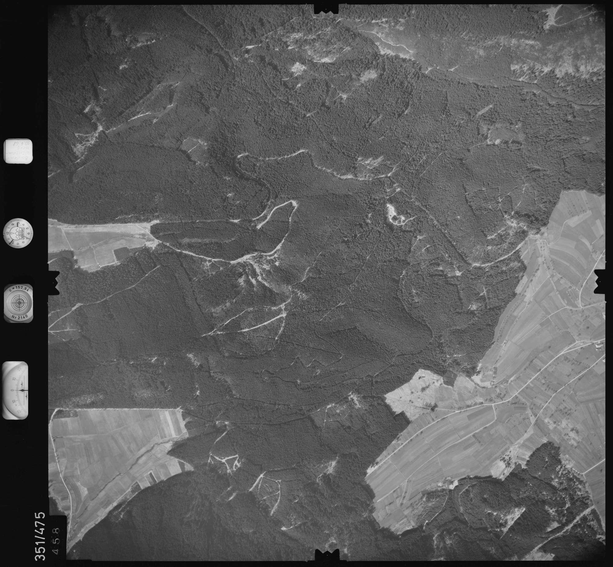 Luftbild: Film 41 Bildnr. 458, Bild 1