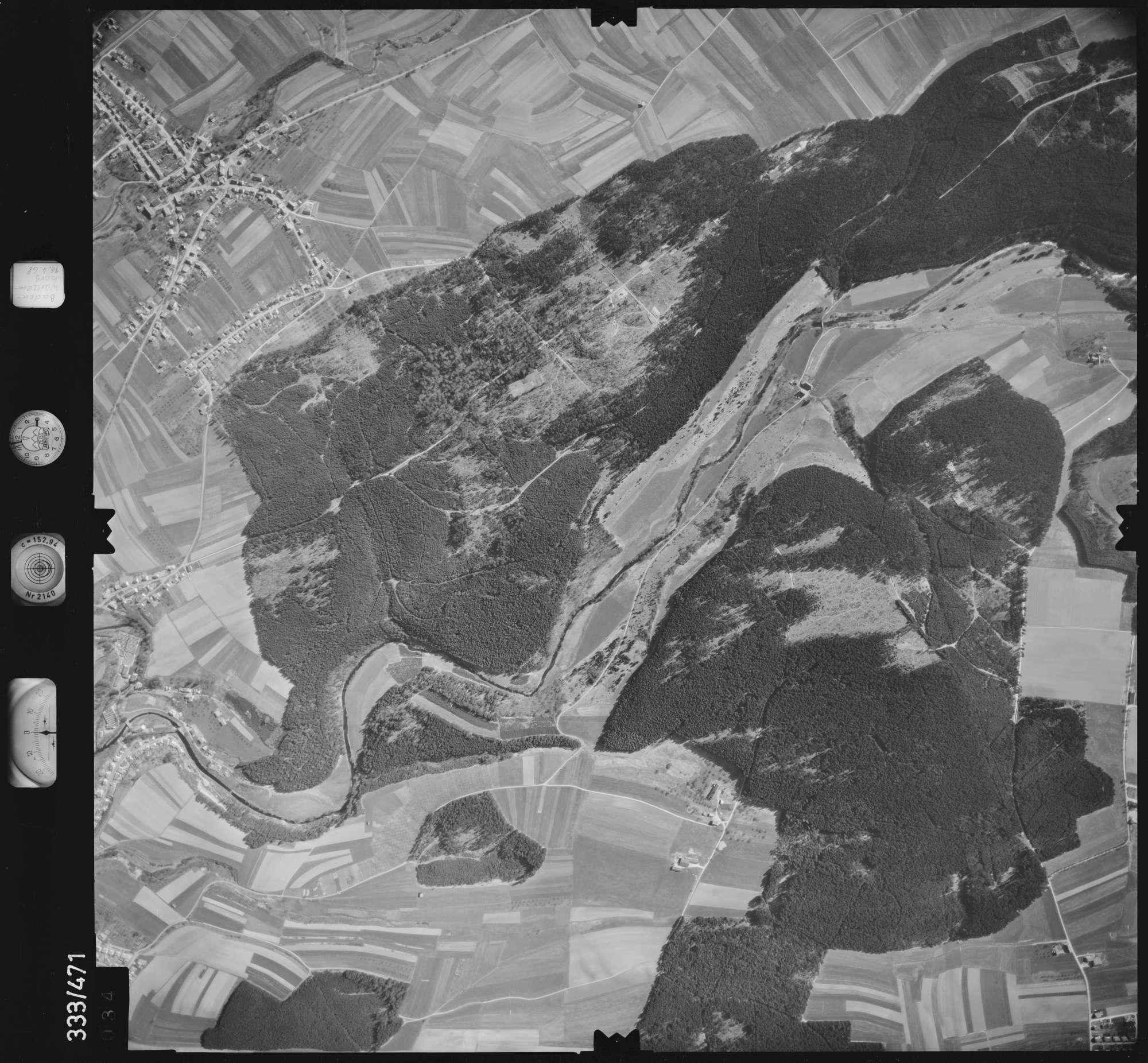 Luftbild: Film 49 Bildnr. 34, Bild 1