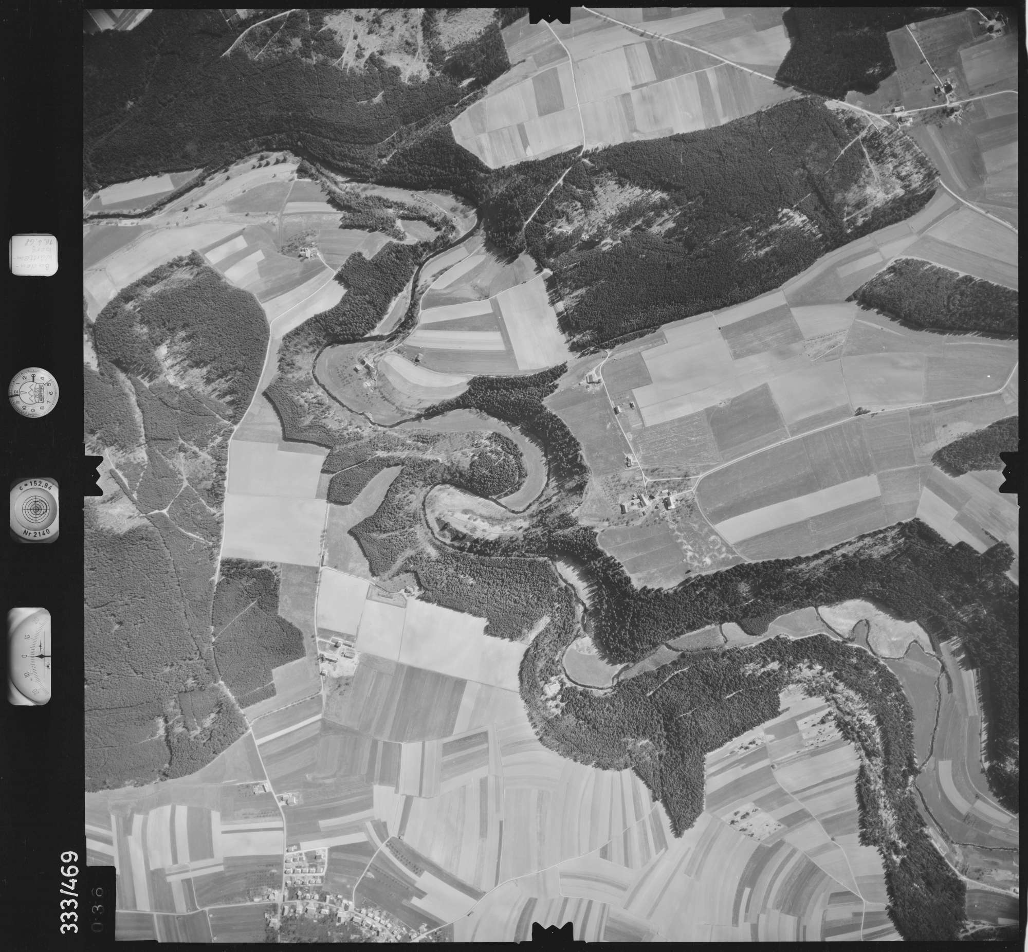 Luftbild: Film 49 Bildnr. 36, Bild 1