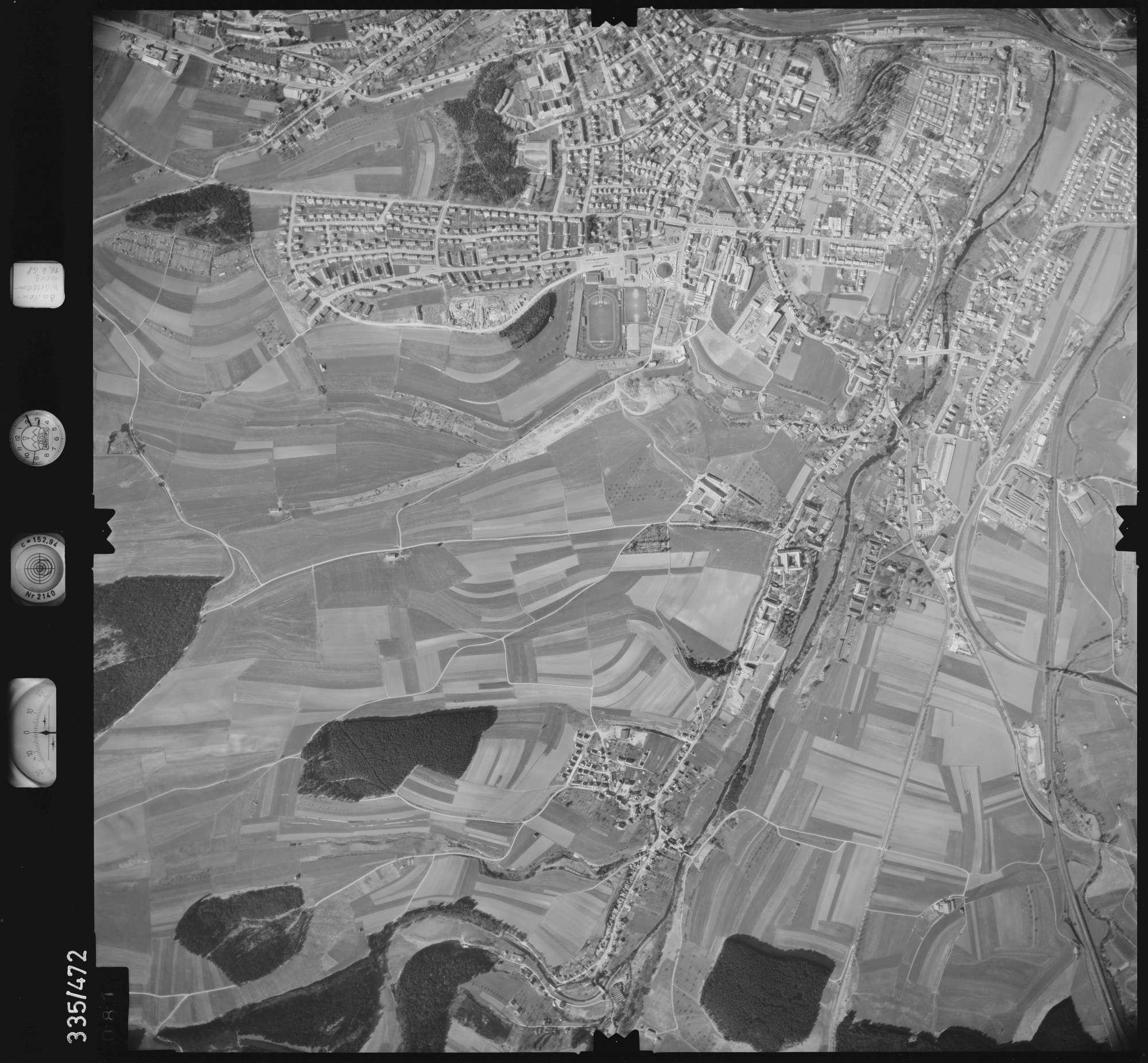 Luftbild: Film 49 Bildnr. 81, Bild 1