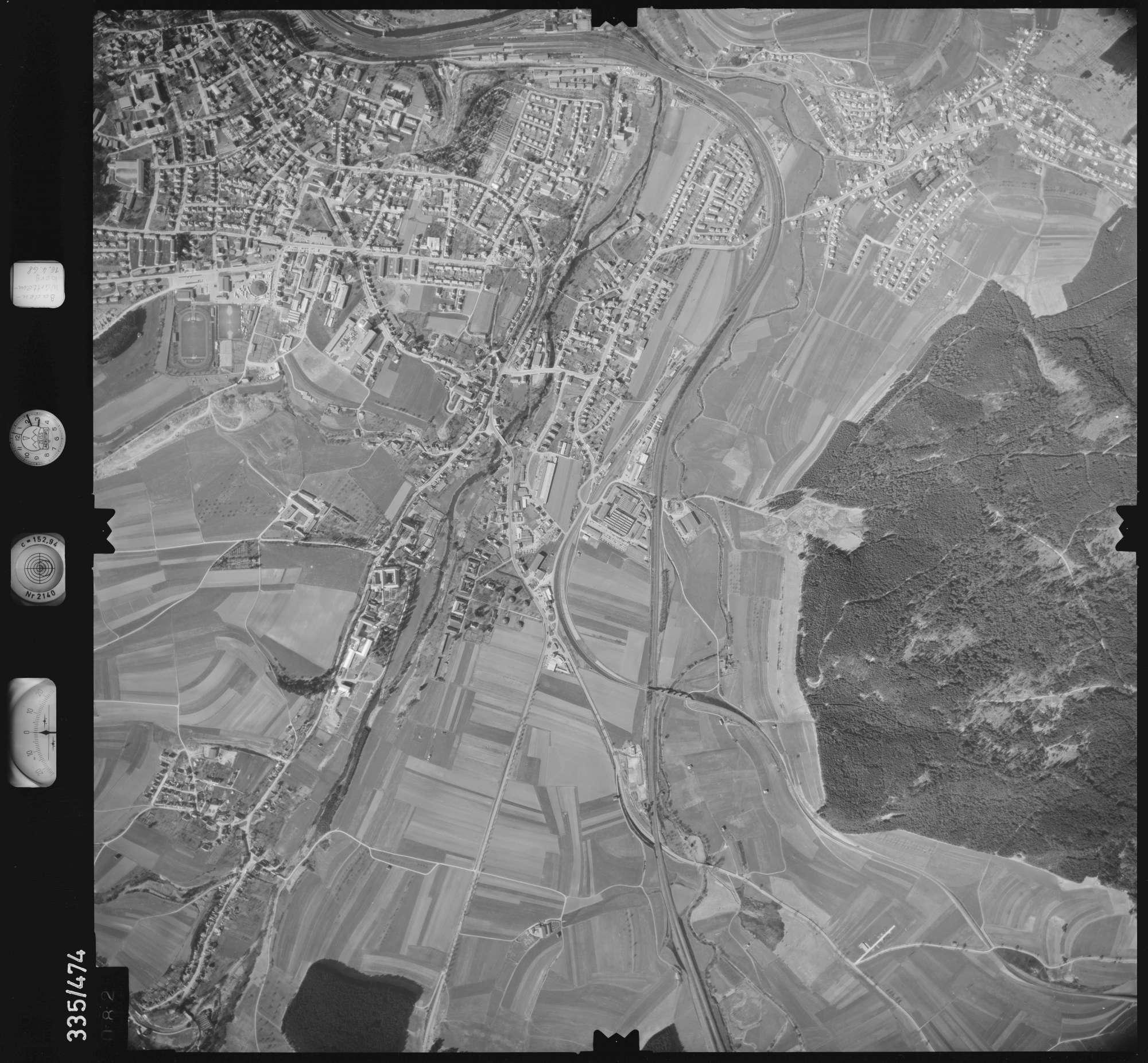 Luftbild: Film 49 Bildnr. 82, Bild 1