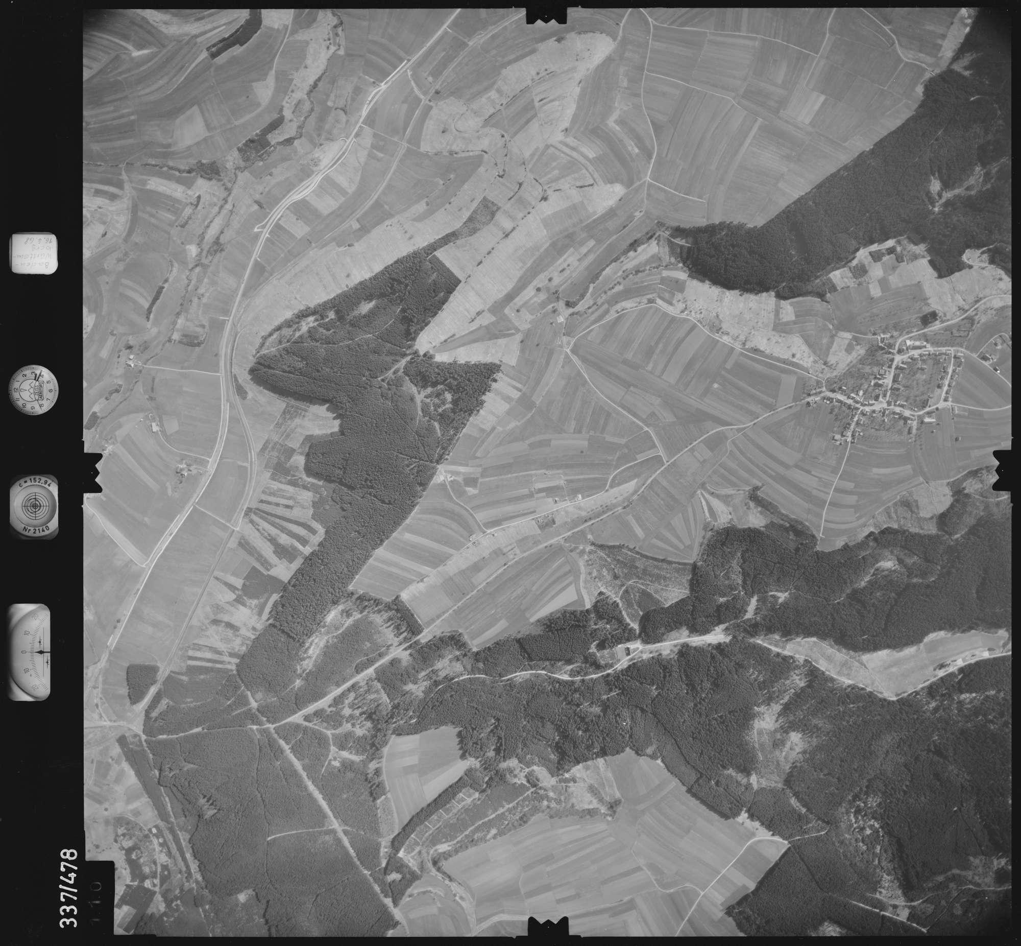 Luftbild: Film 49 Bildnr. 110, Bild 1