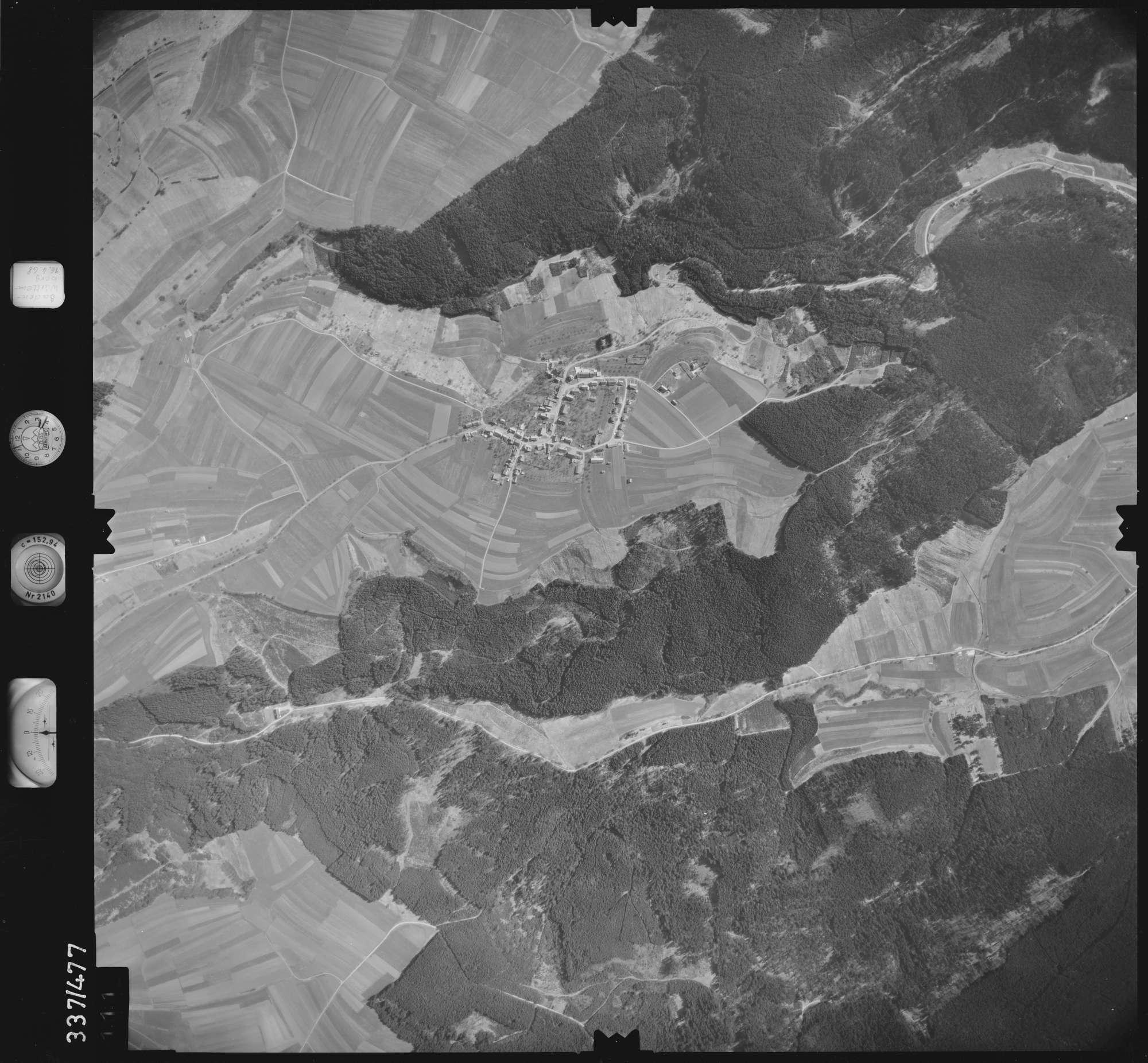 Luftbild: Film 49 Bildnr. 111, Bild 1
