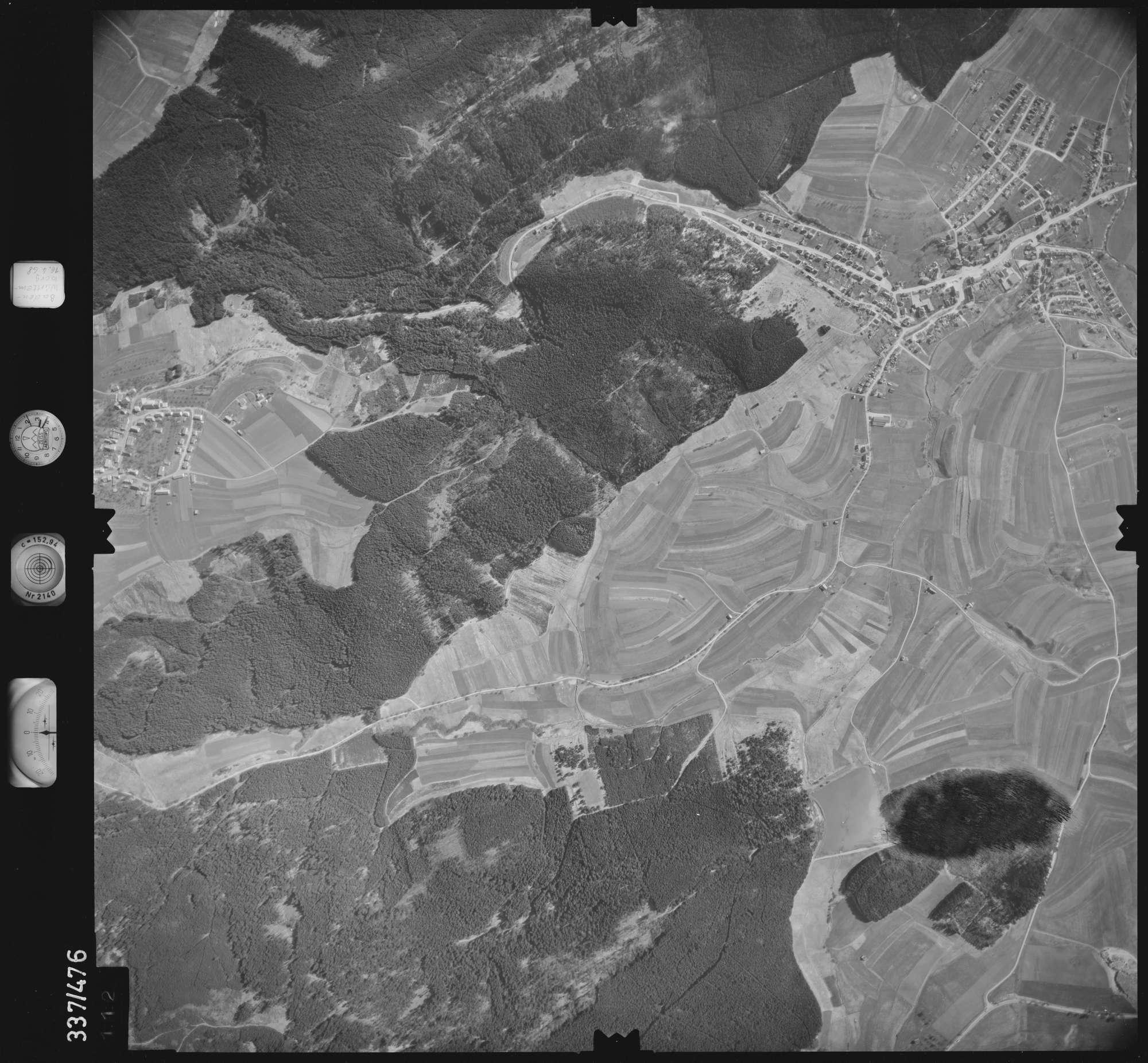 Luftbild: Film 49 Bildnr. 112, Bild 1