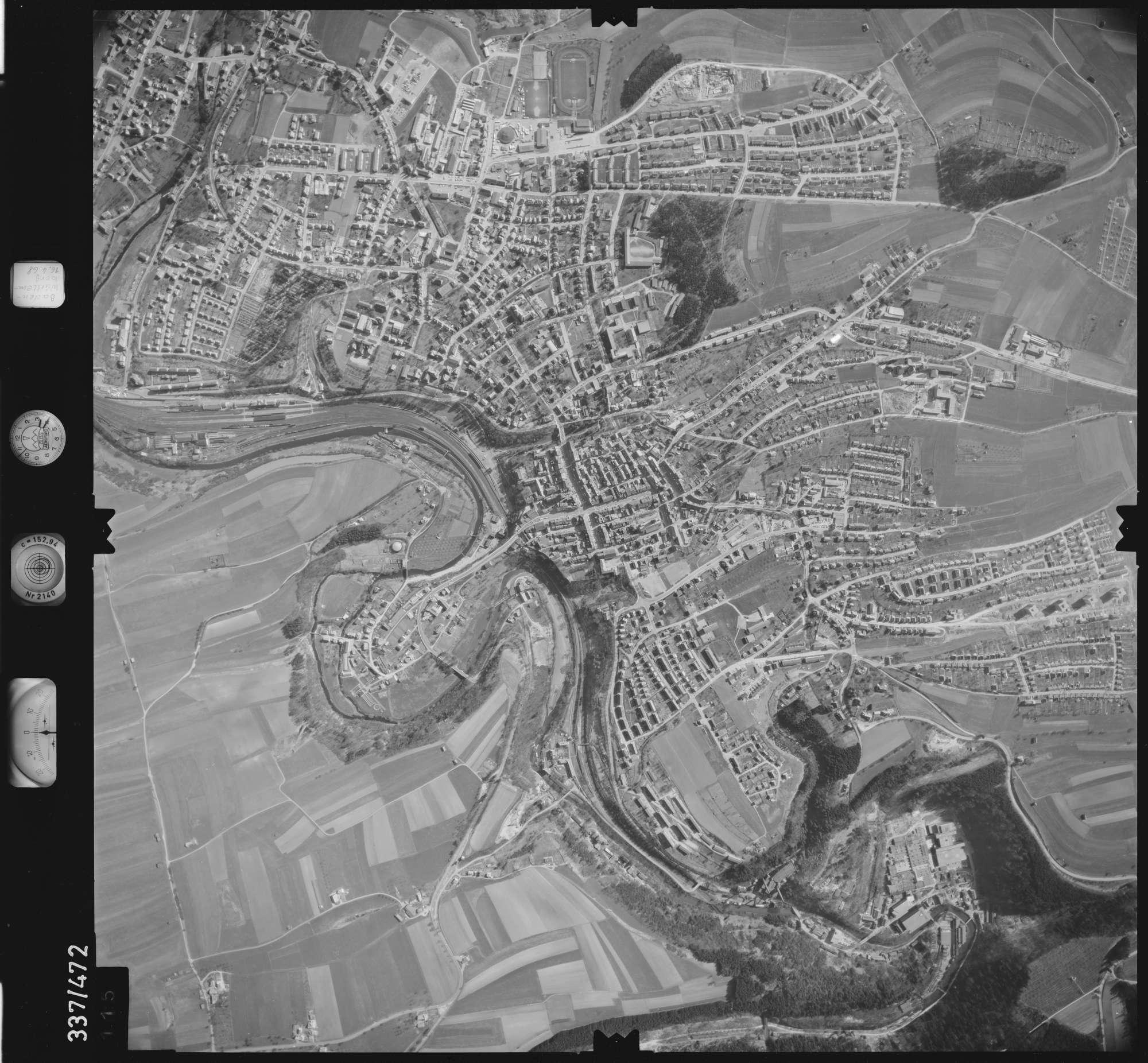 Luftbild: Film 49 Bildnr. 115, Bild 1