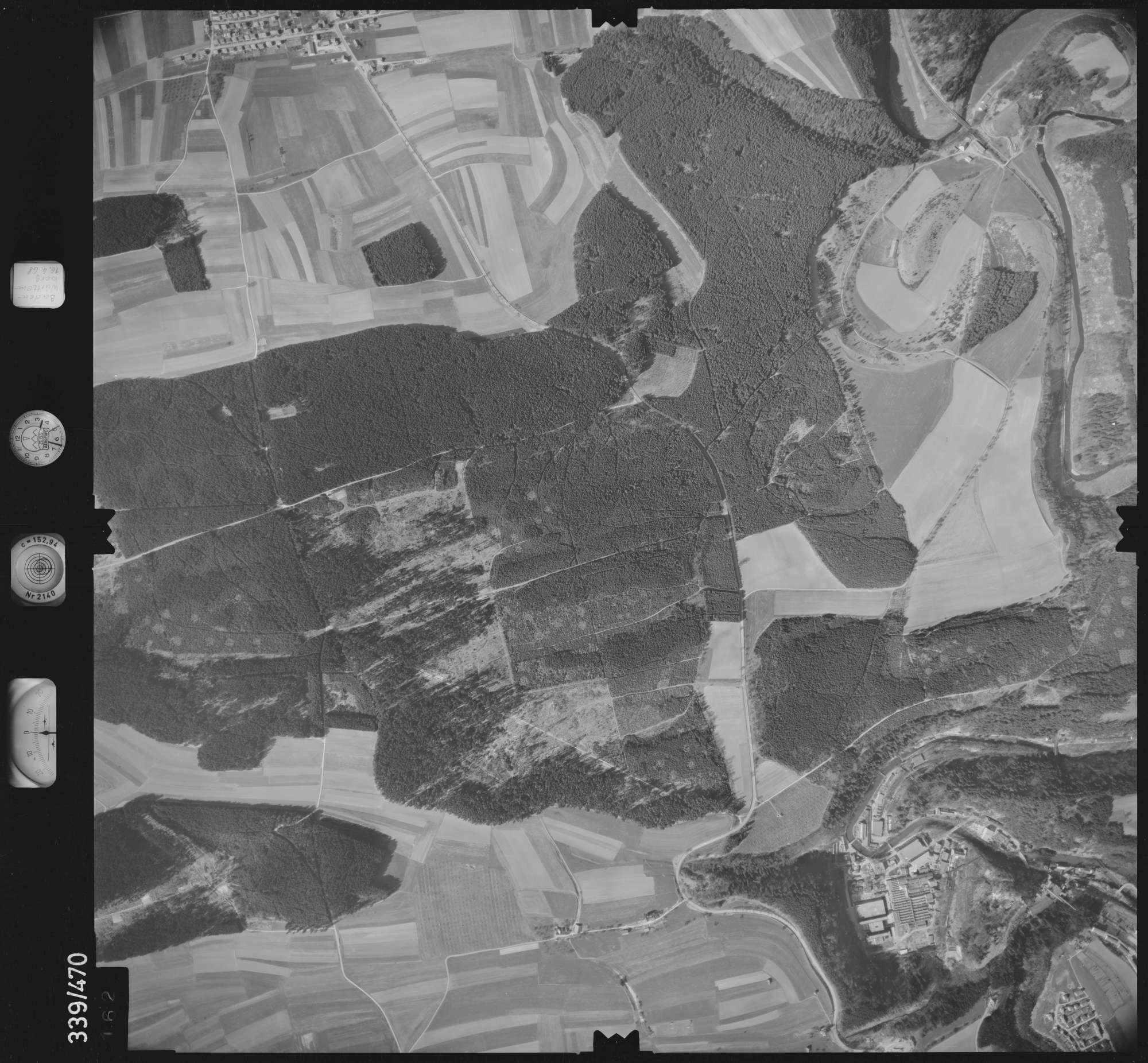 Luftbild: Film 49 Bildnr. 162, Bild 1