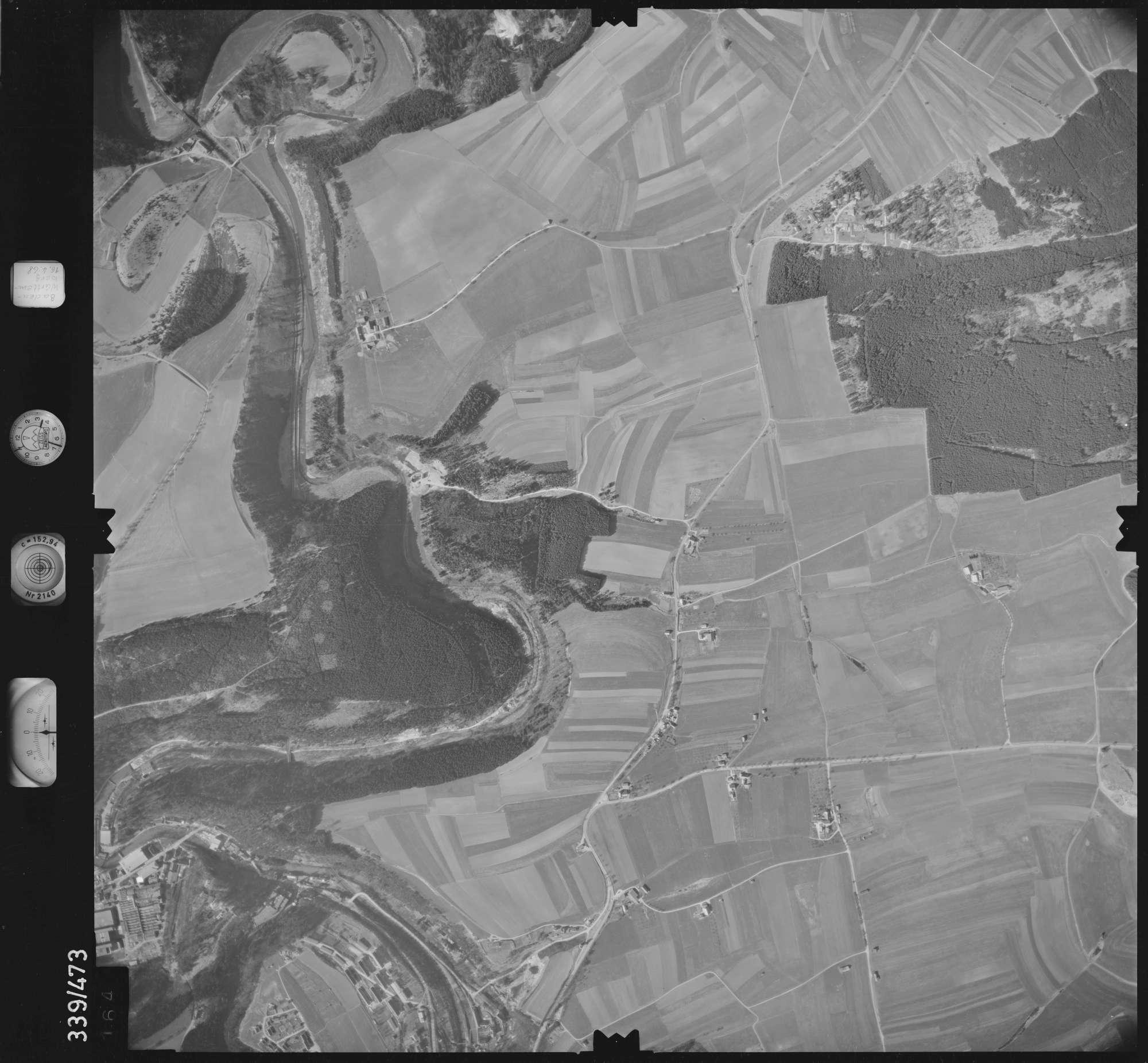 Luftbild: Film 49 Bildnr. 164, Bild 1