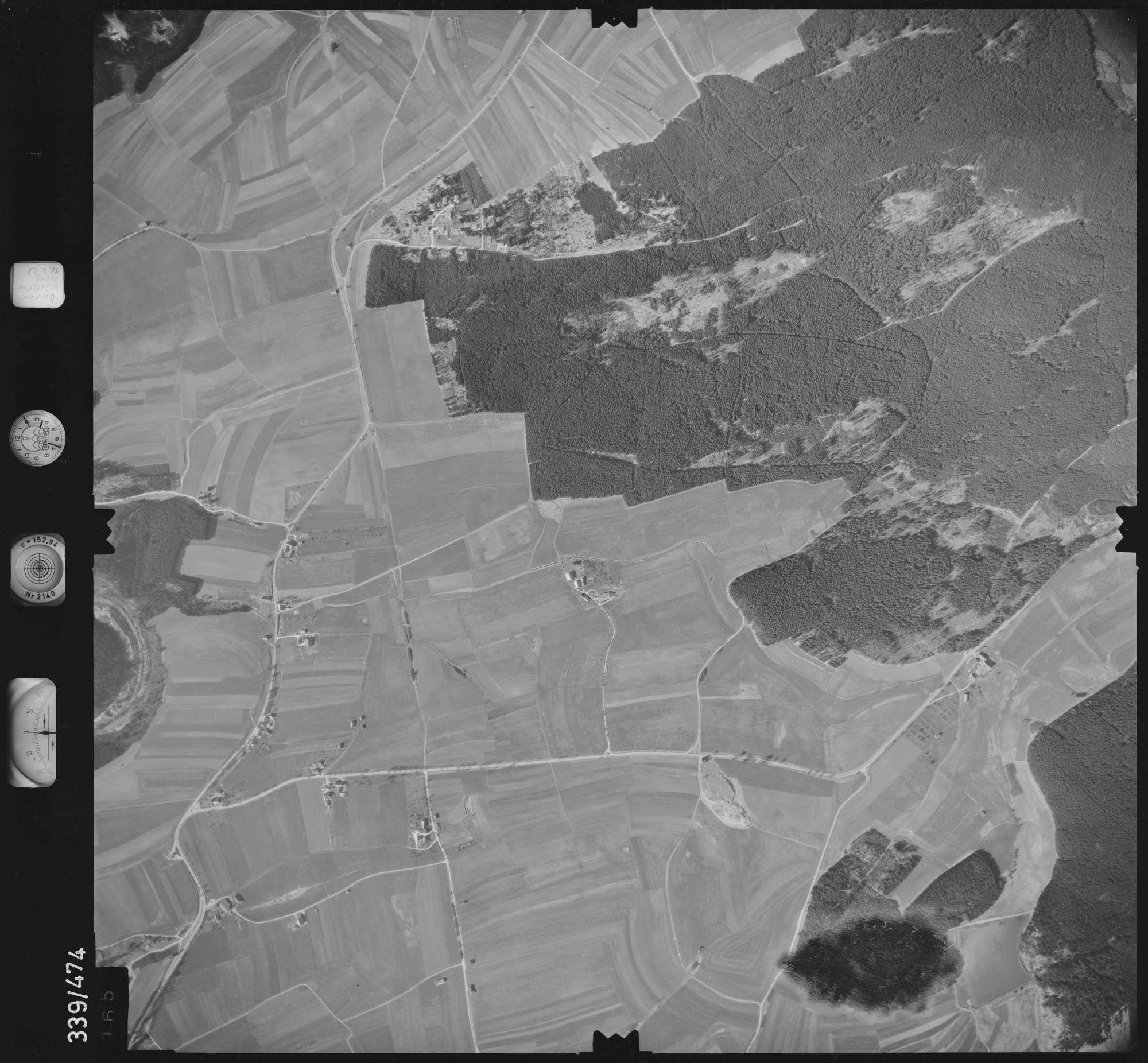 Luftbild: Film 49 Bildnr. 165, Bild 1