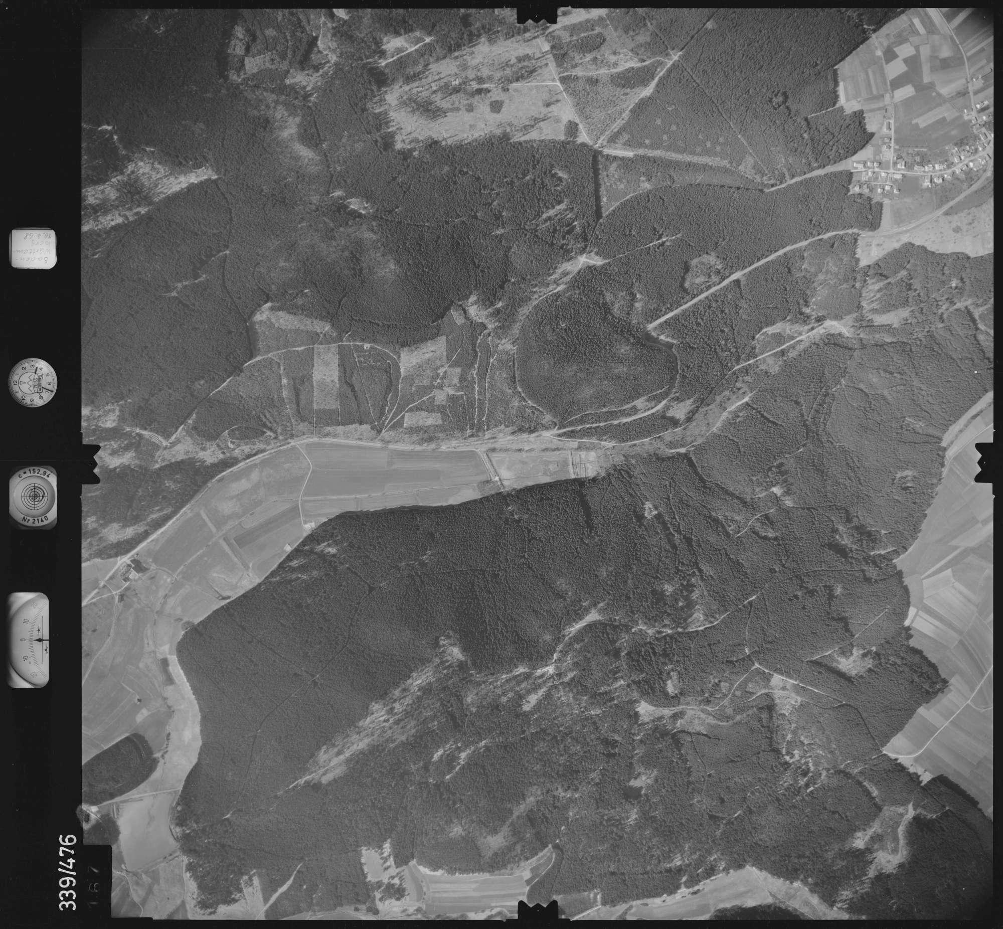 Luftbild: Film 49 Bildnr. 167, Bild 1