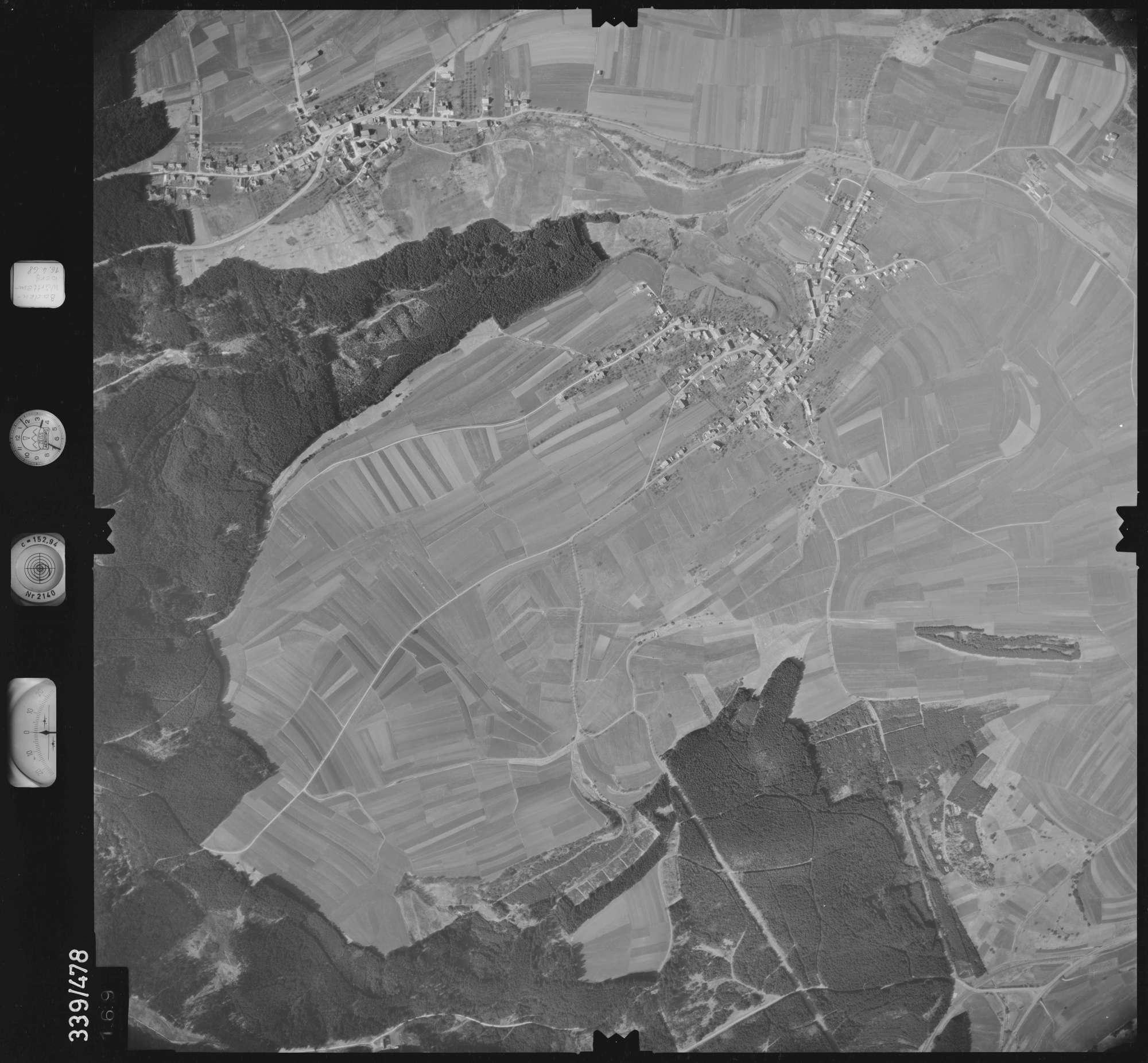 Luftbild: Film 49 Bildnr. 169, Bild 1