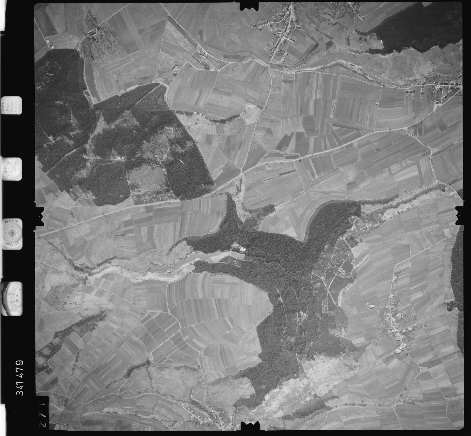 Luftbild: Film 50 Bildnr. 271, Bild 1
