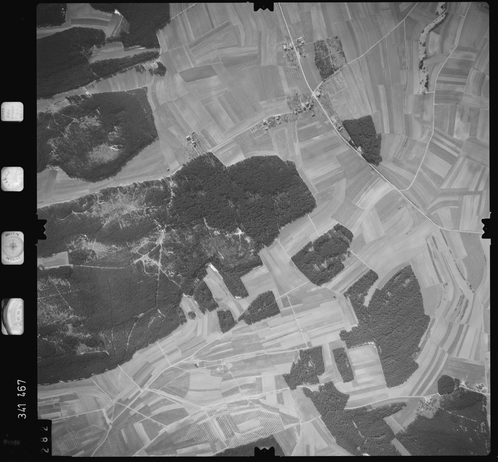 Luftbild: Film 50 Bildnr. 282, Bild 1