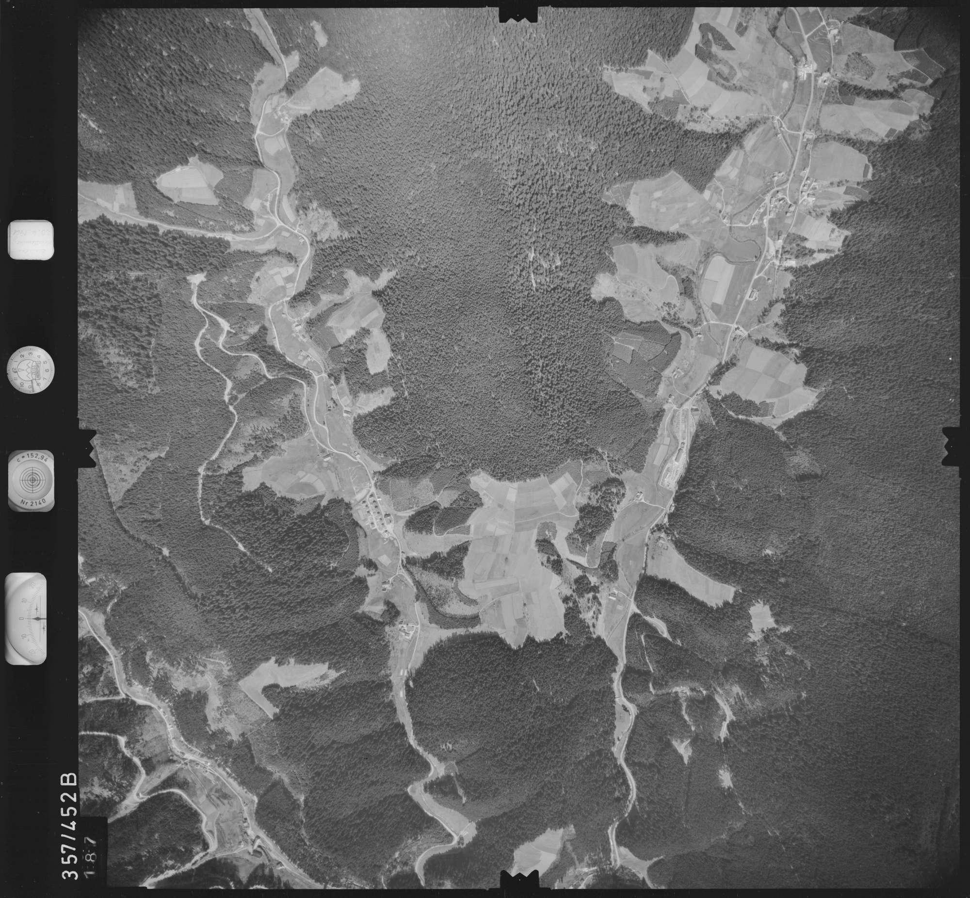 Luftbild: Film 11 Bildnr. 187, Bild 1
