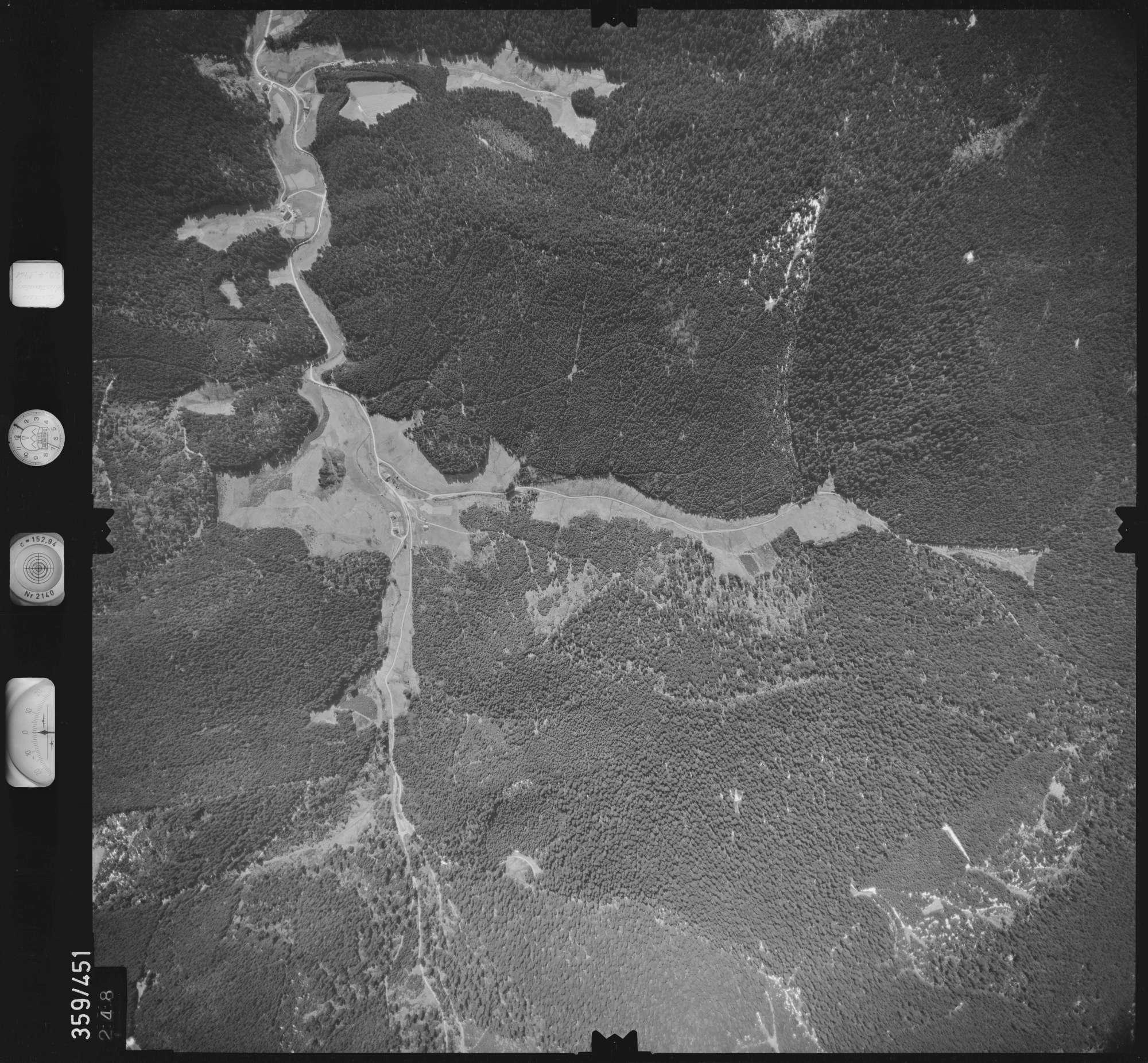 Luftbild: Film 11 Bildnr. 248, Bild 1