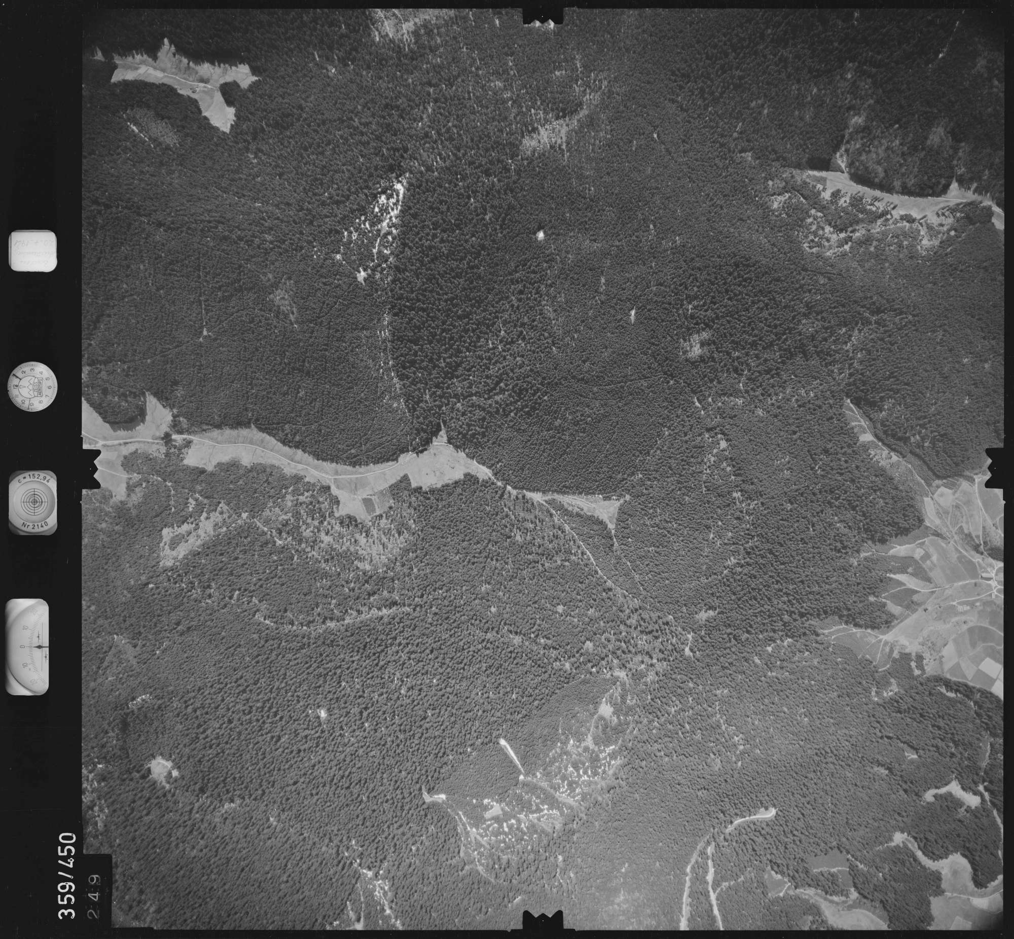 Luftbild: Film 11 Bildnr. 249, Bild 1