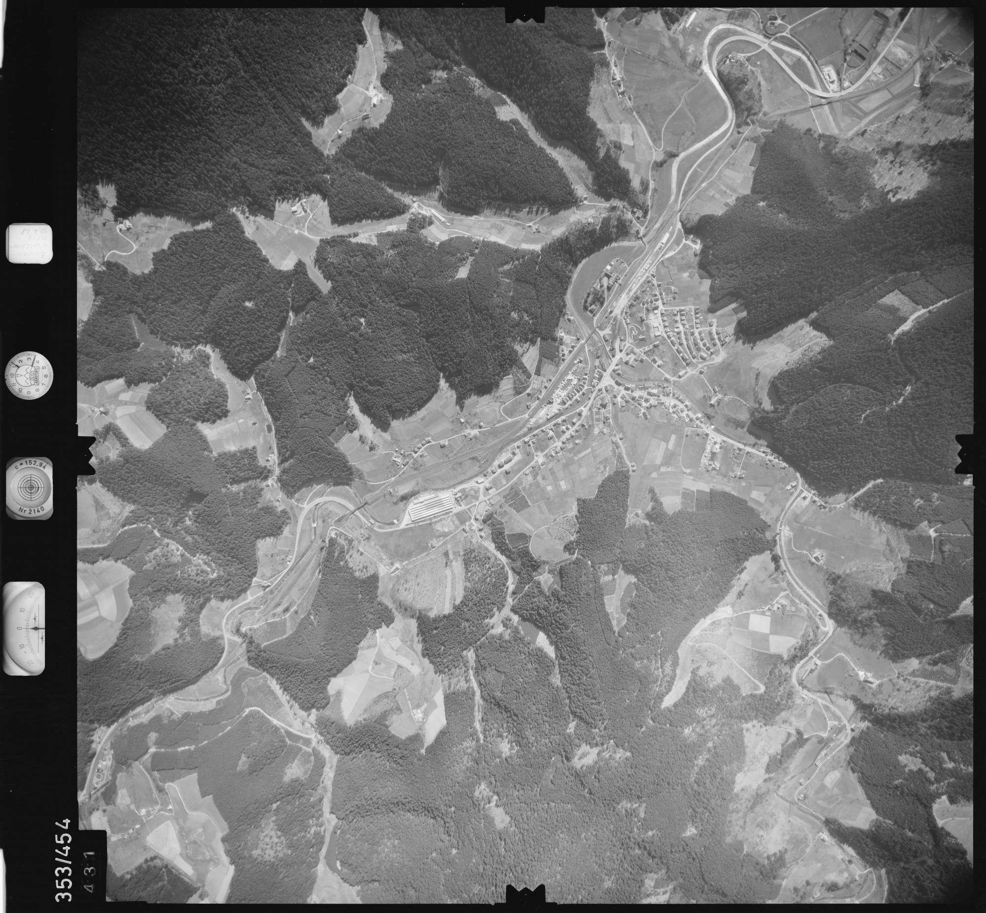 Luftbild: Film 41 Bildnr. 431, Bild 1