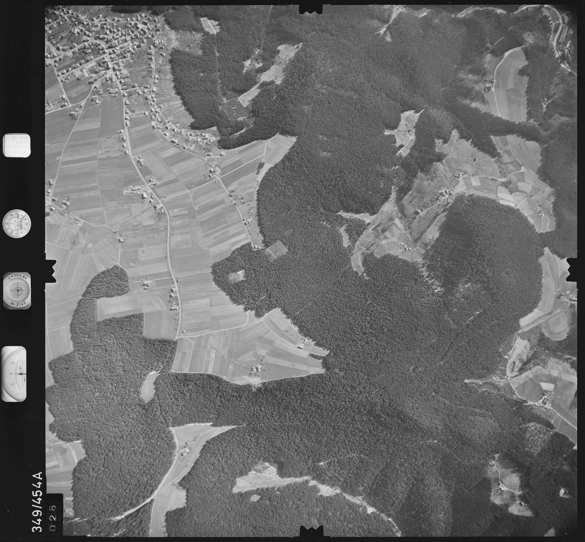 Luftbild: Film 43 Bildnr. 28, Bild 1