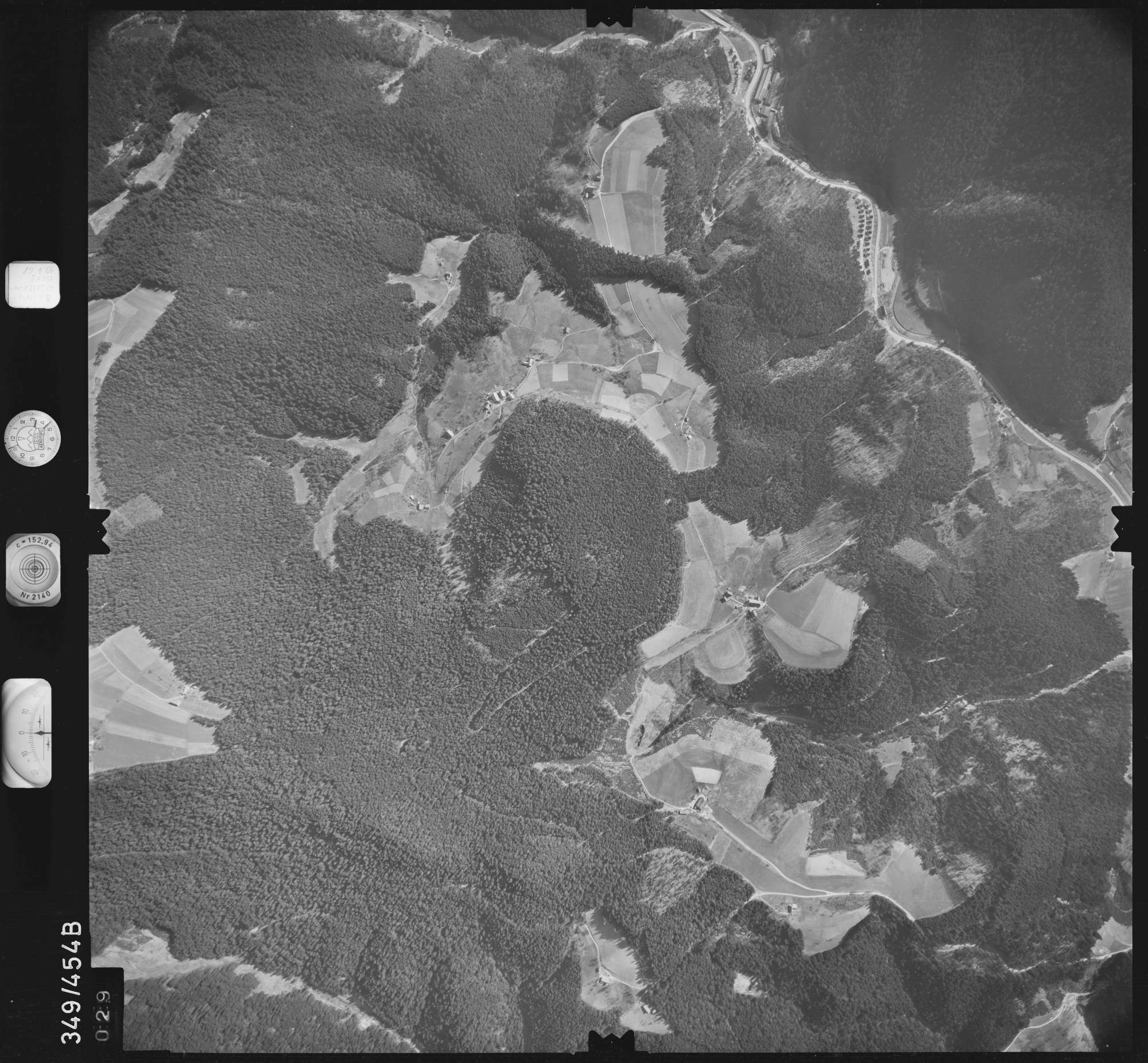 Luftbild: Film 43 Bildnr. 29, Bild 1