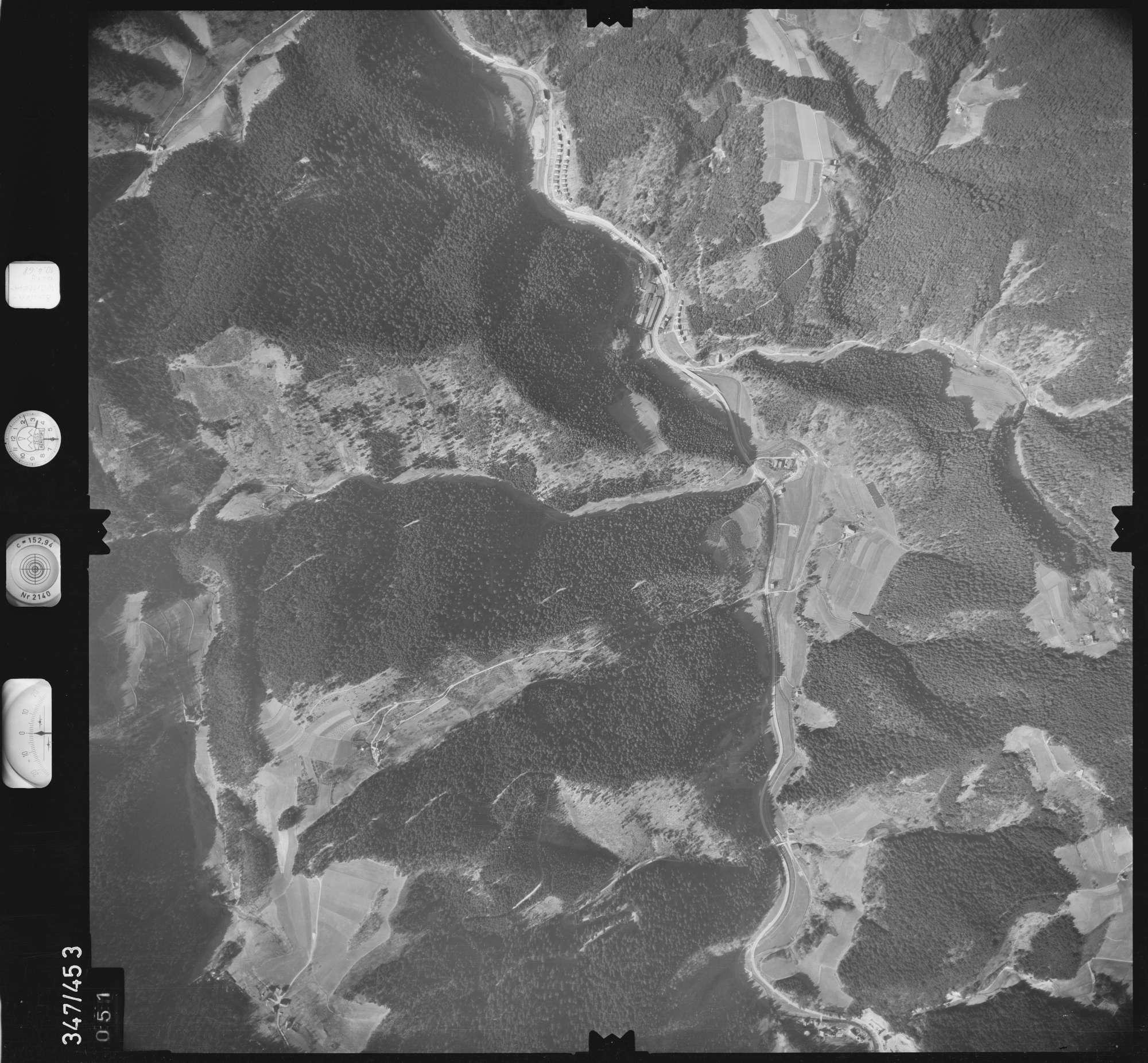 Luftbild: Film 43 Bildnr. 51, Bild 1