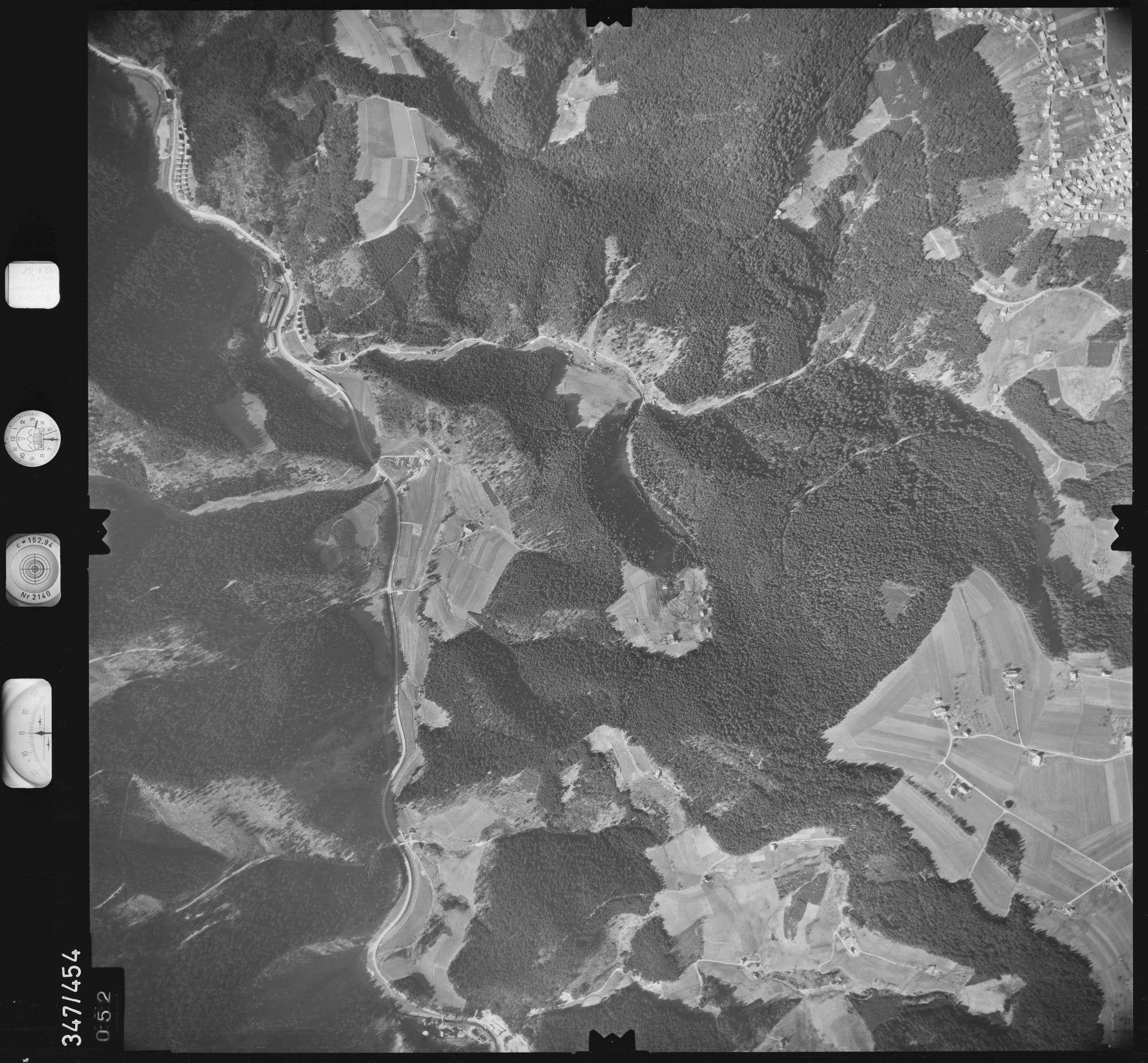 Luftbild: Film 43 Bildnr. 52, Bild 1