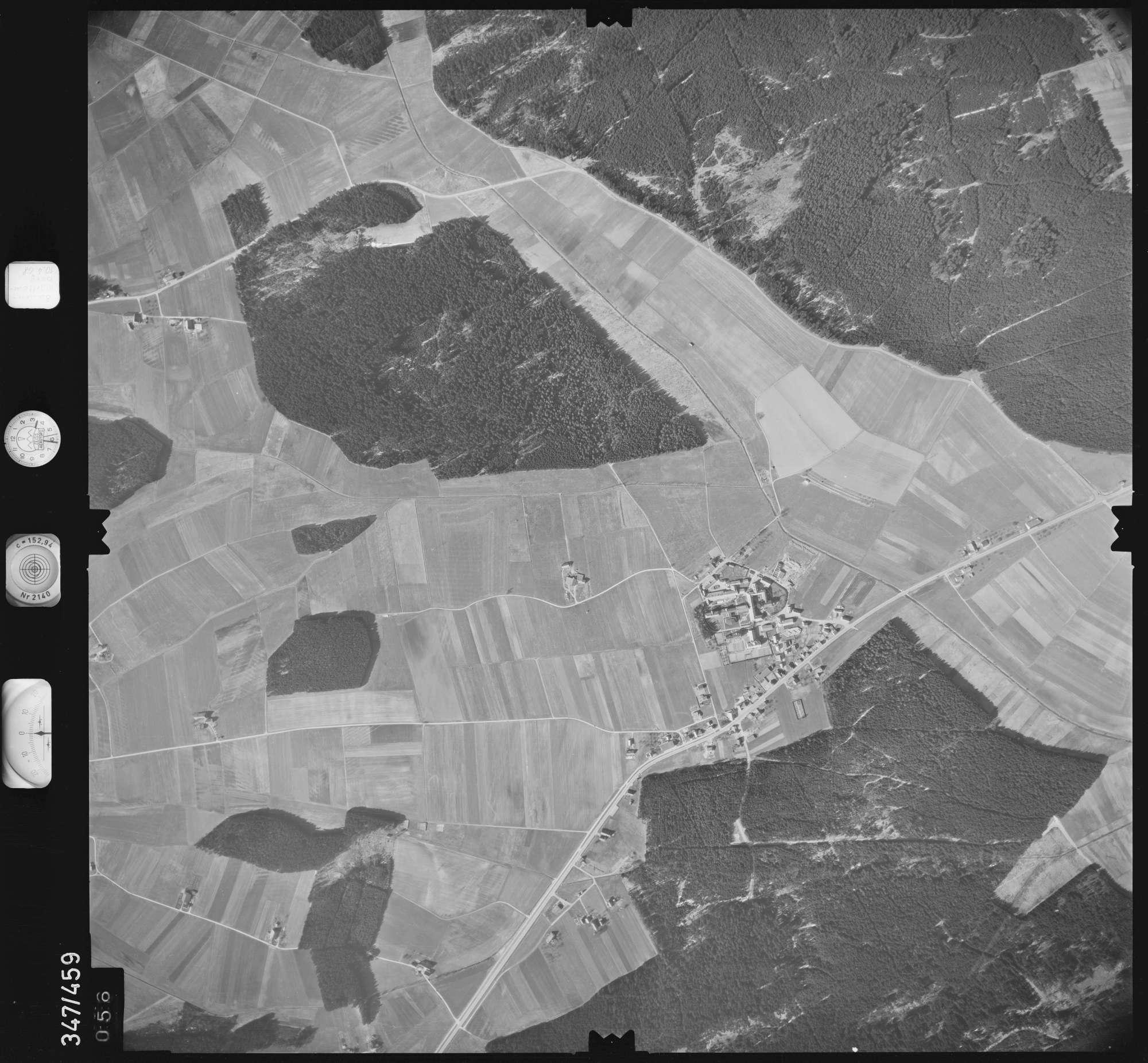 Luftbild: Film 43 Bildnr. 56, Bild 1