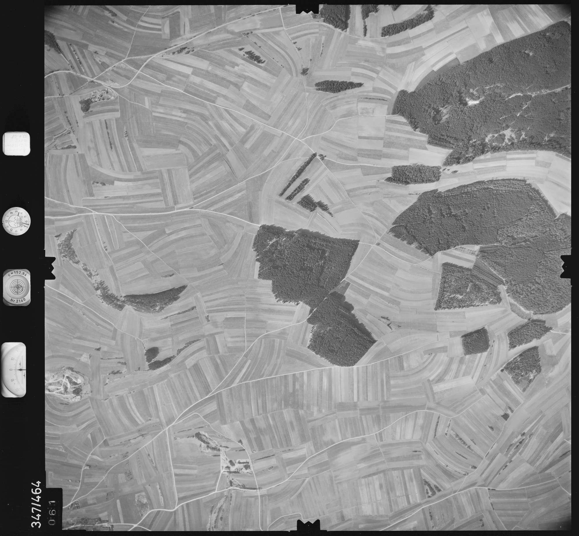 Luftbild: Film 43 Bildnr. 61, Bild 1