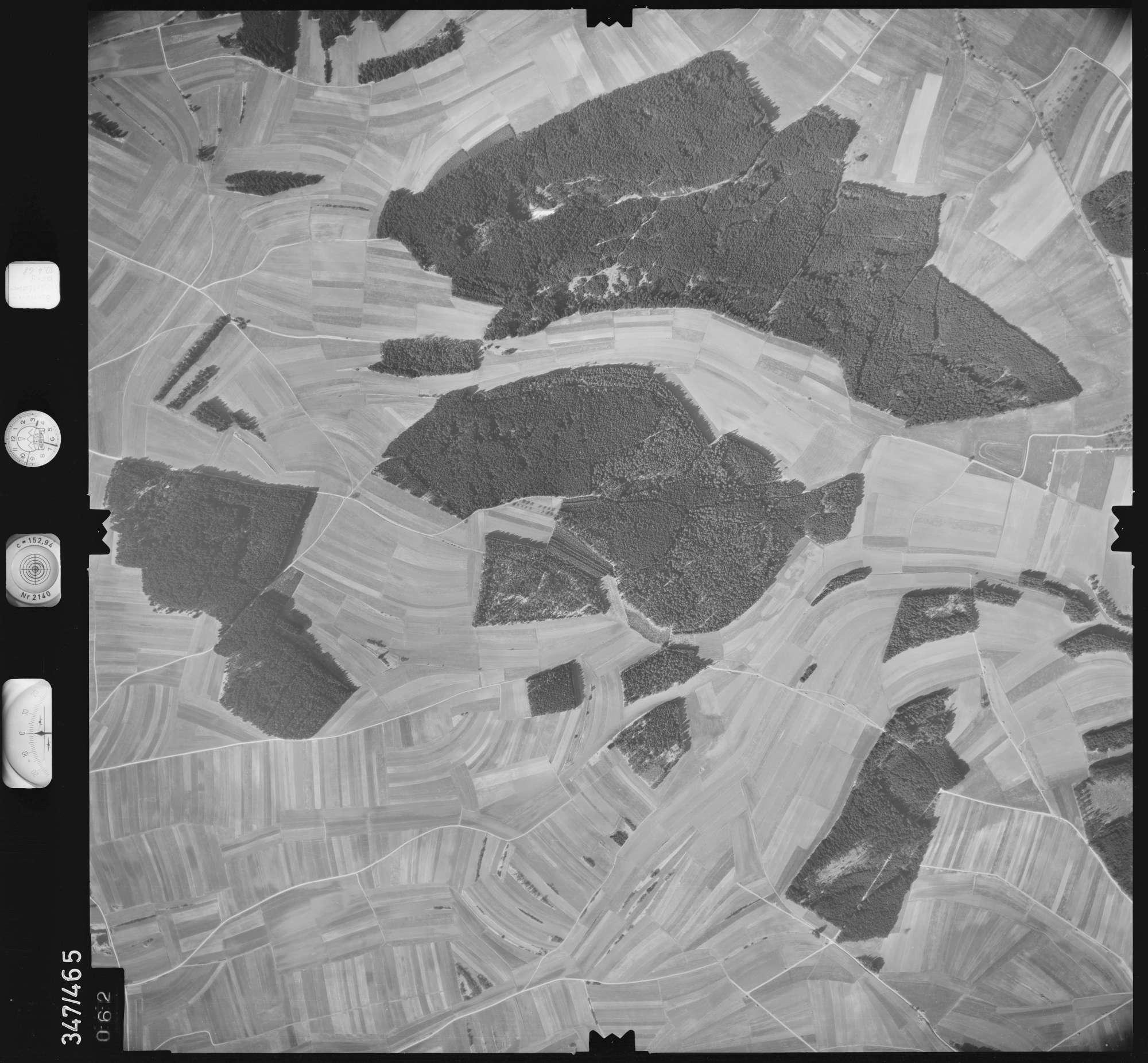 Luftbild: Film 43 Bildnr. 62, Bild 1