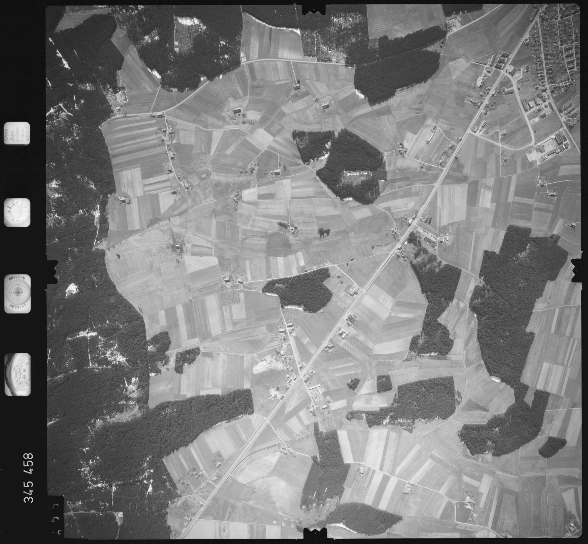 Luftbild: Film 44 Bildnr. 55, Bild 1