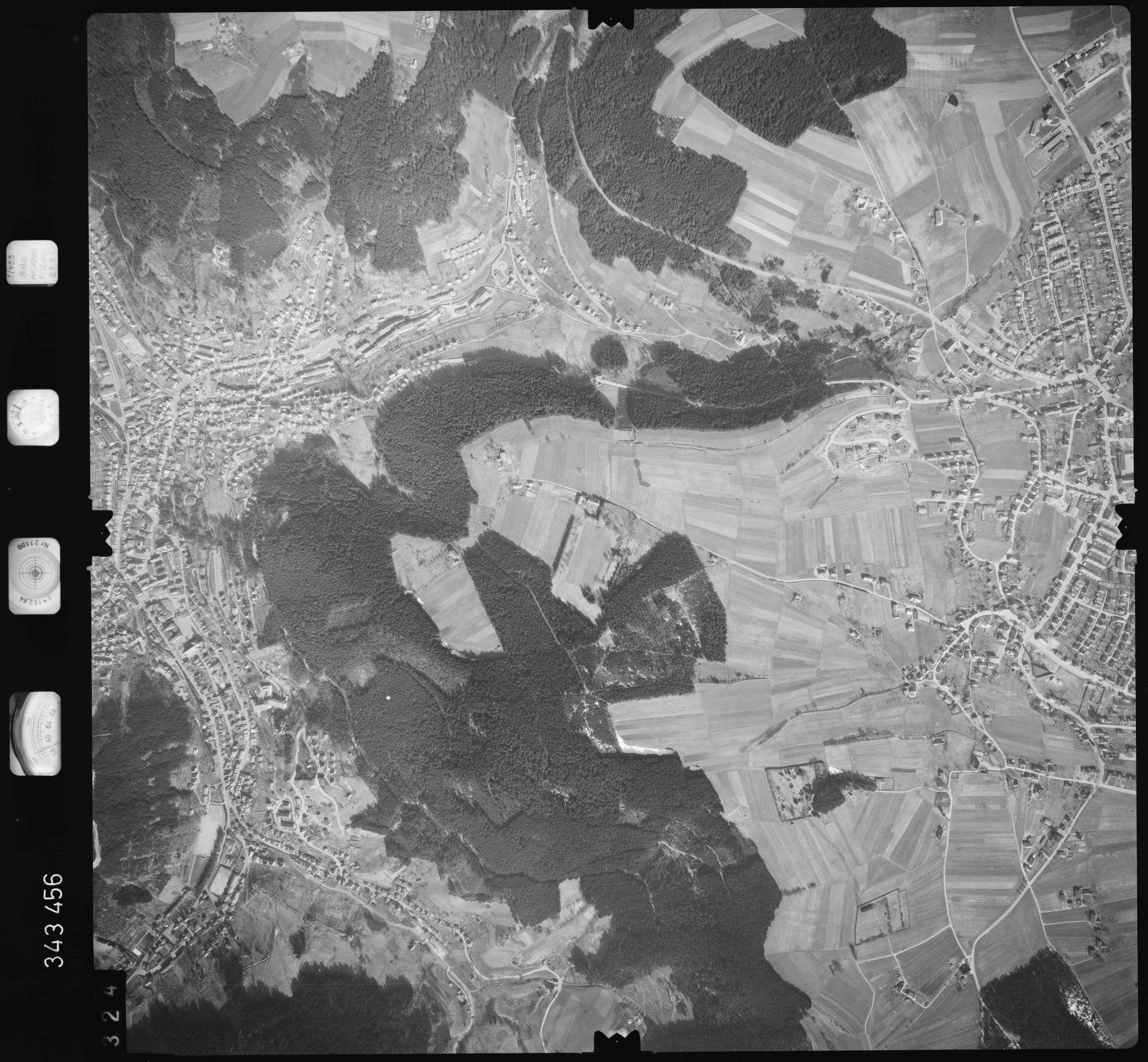Luftbild: Film 46 Bildnr. 324, Bild 1