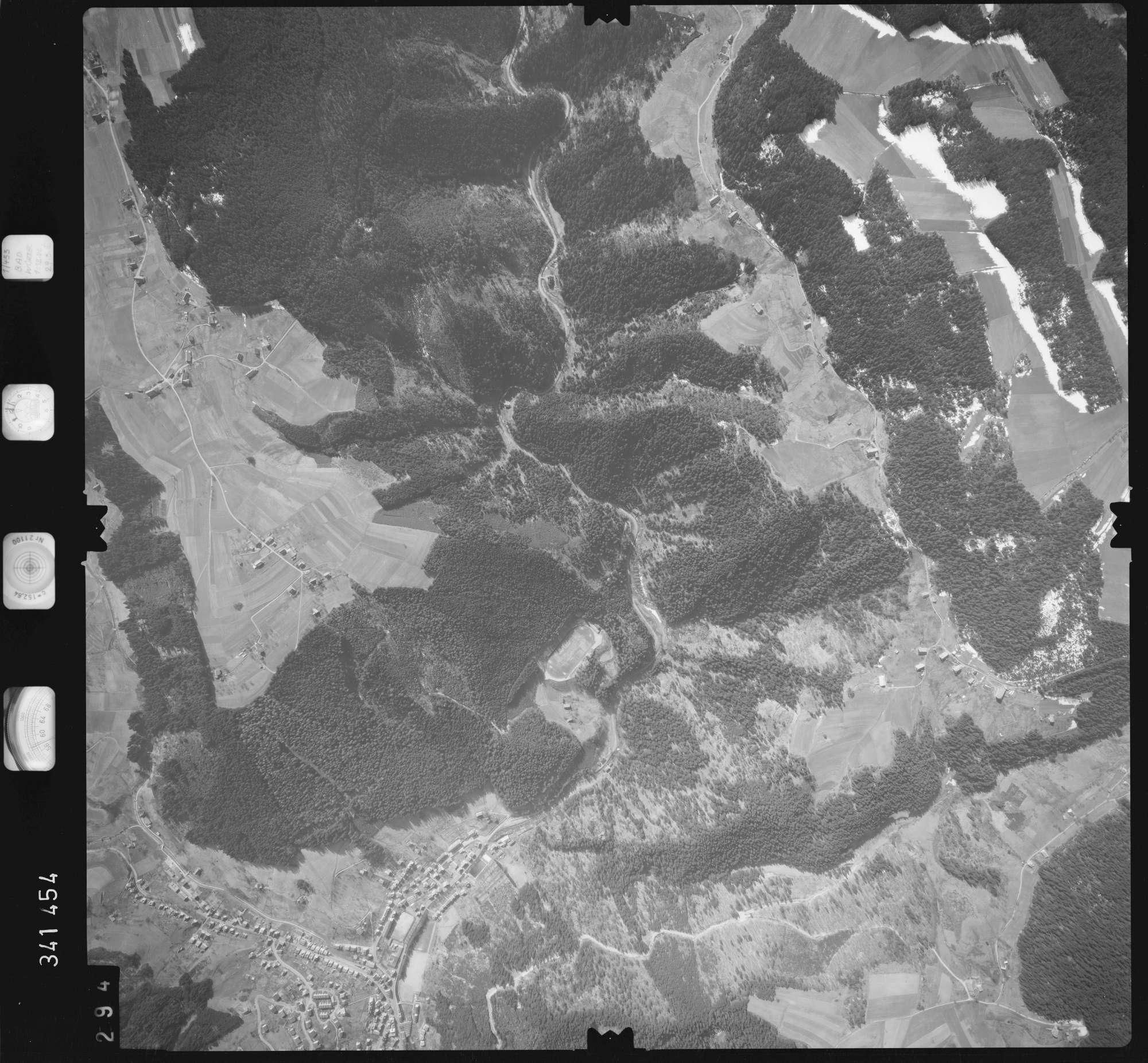 Luftbild: Film 50 Bildnr. 294, Bild 1