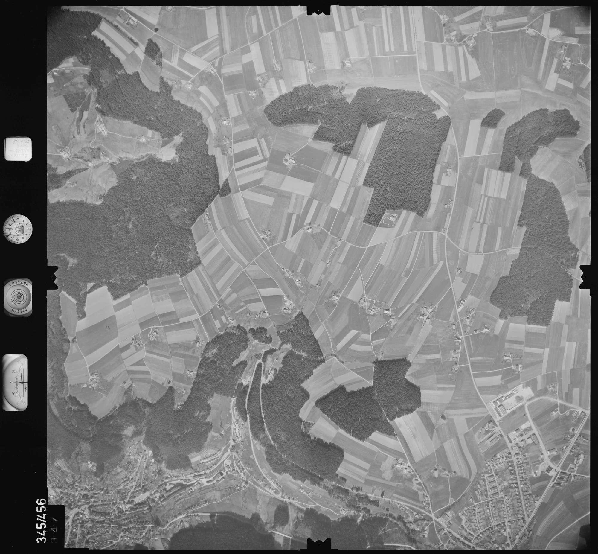 Luftbild: Film 89 Bildnr. 347, Bild 1