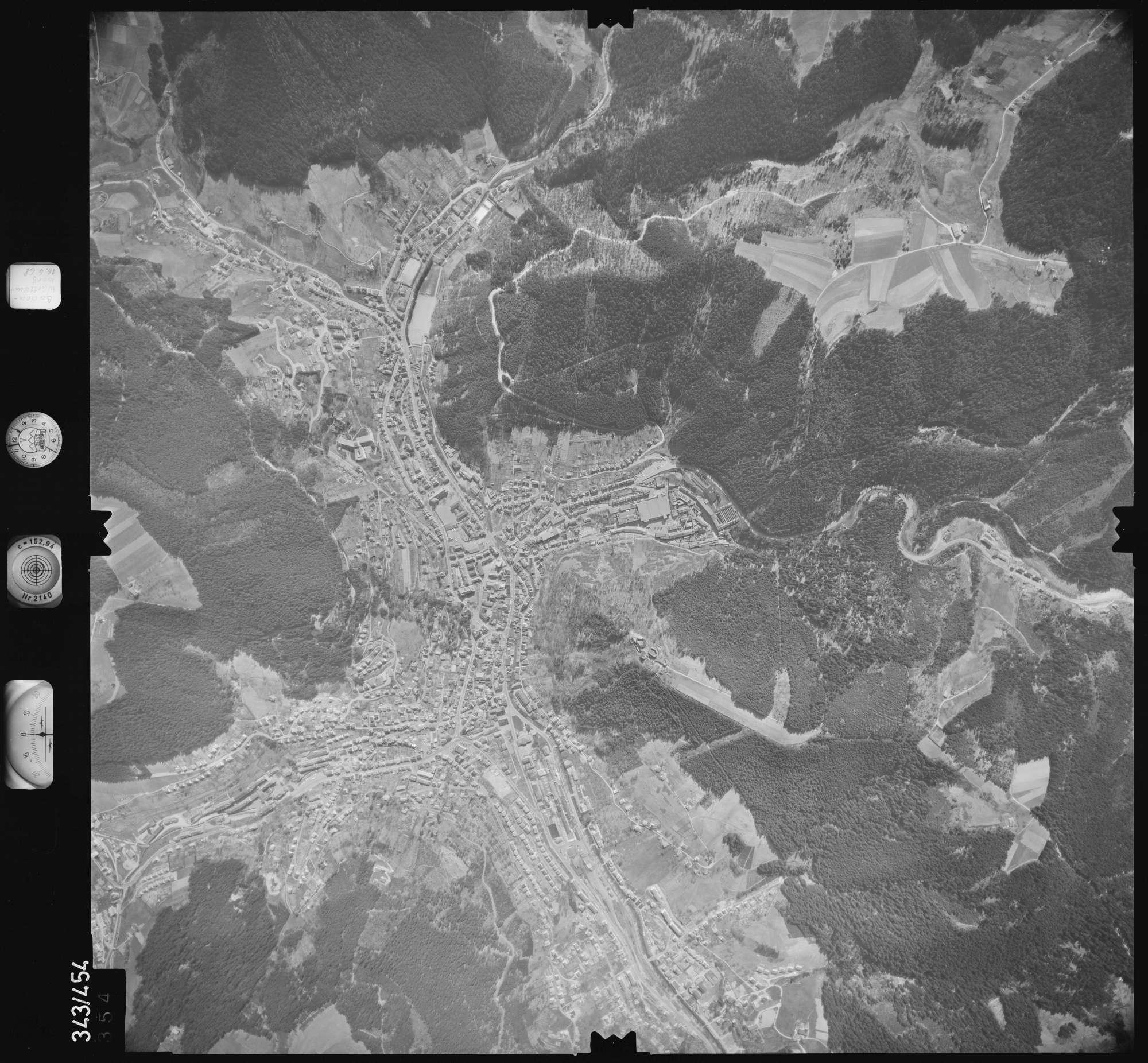 Luftbild: Film 89 Bildnr. 354, Bild 1