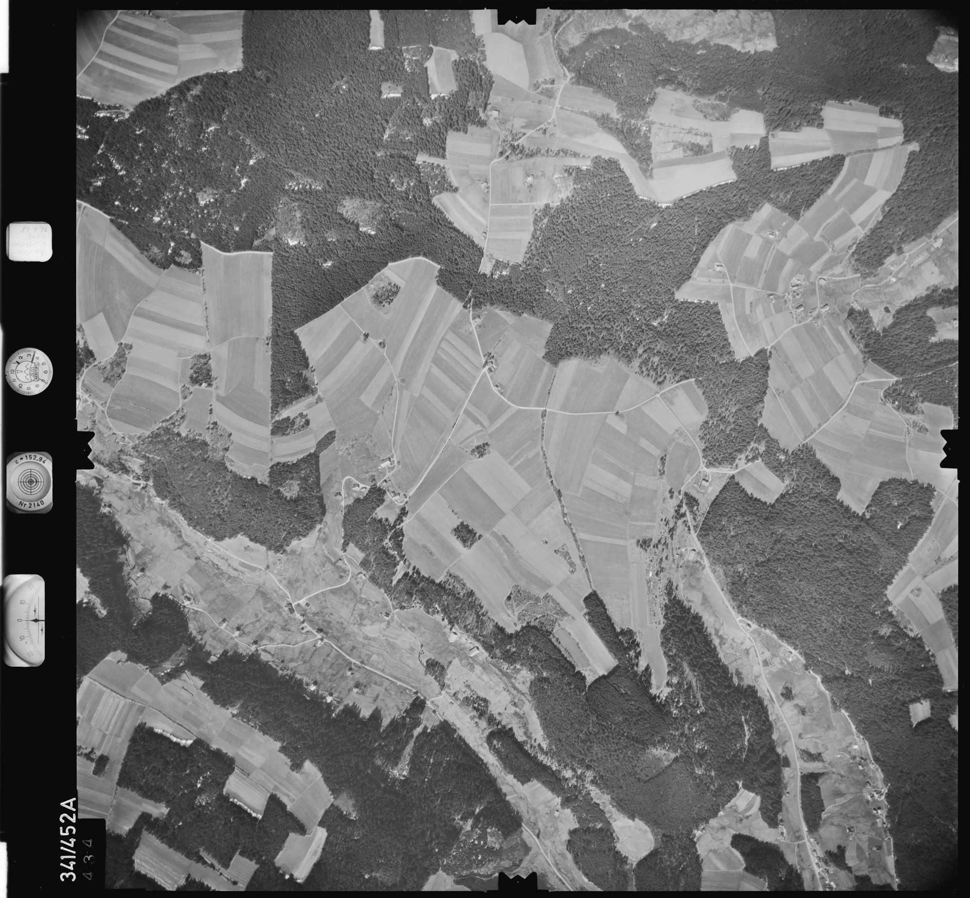 Luftbild: Film 89 Bildnr. 434, Bild 1