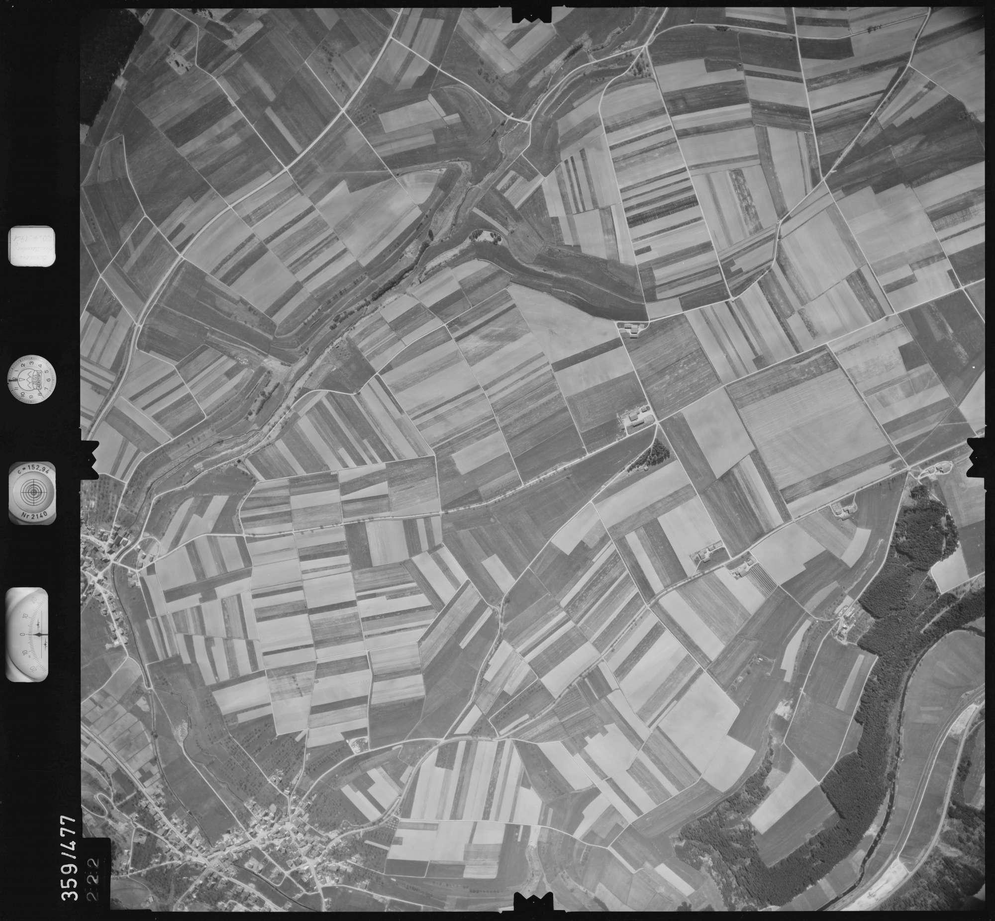 Luftbild: Film 11 Bildnr. 222, Bild 1