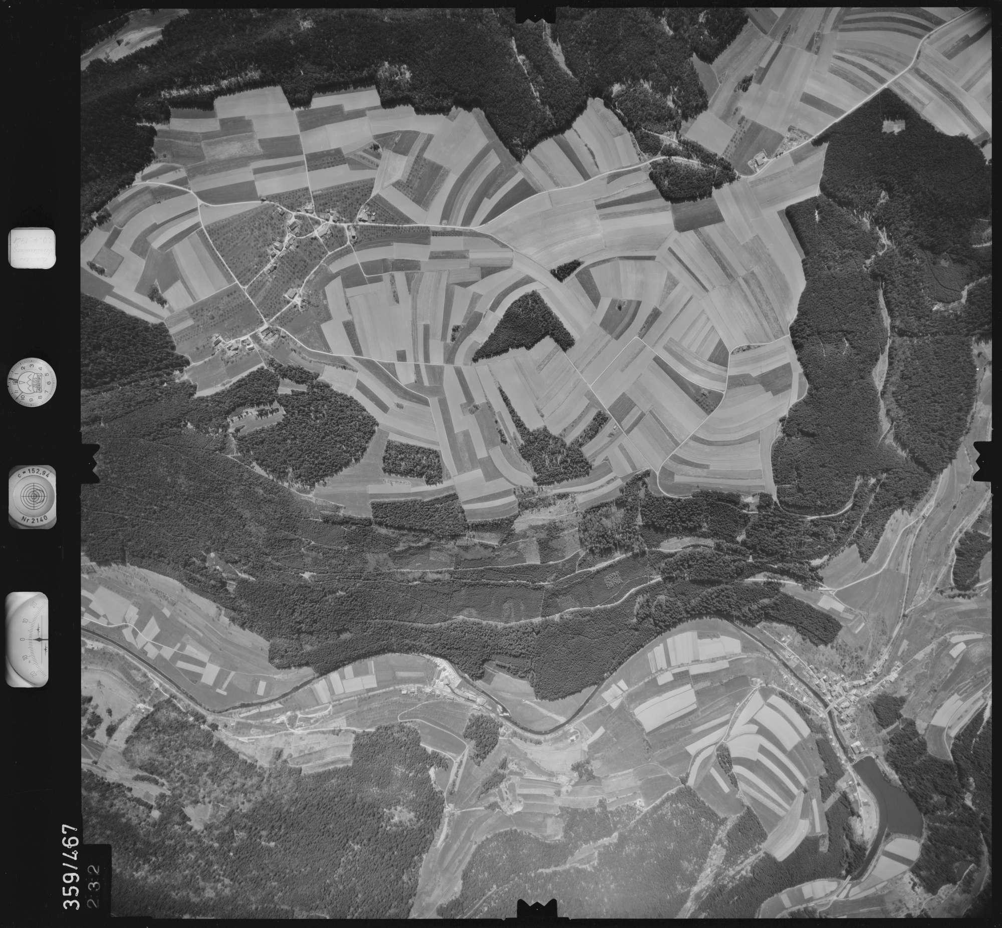 Luftbild: Film 11 Bildnr. 232, Bild 1