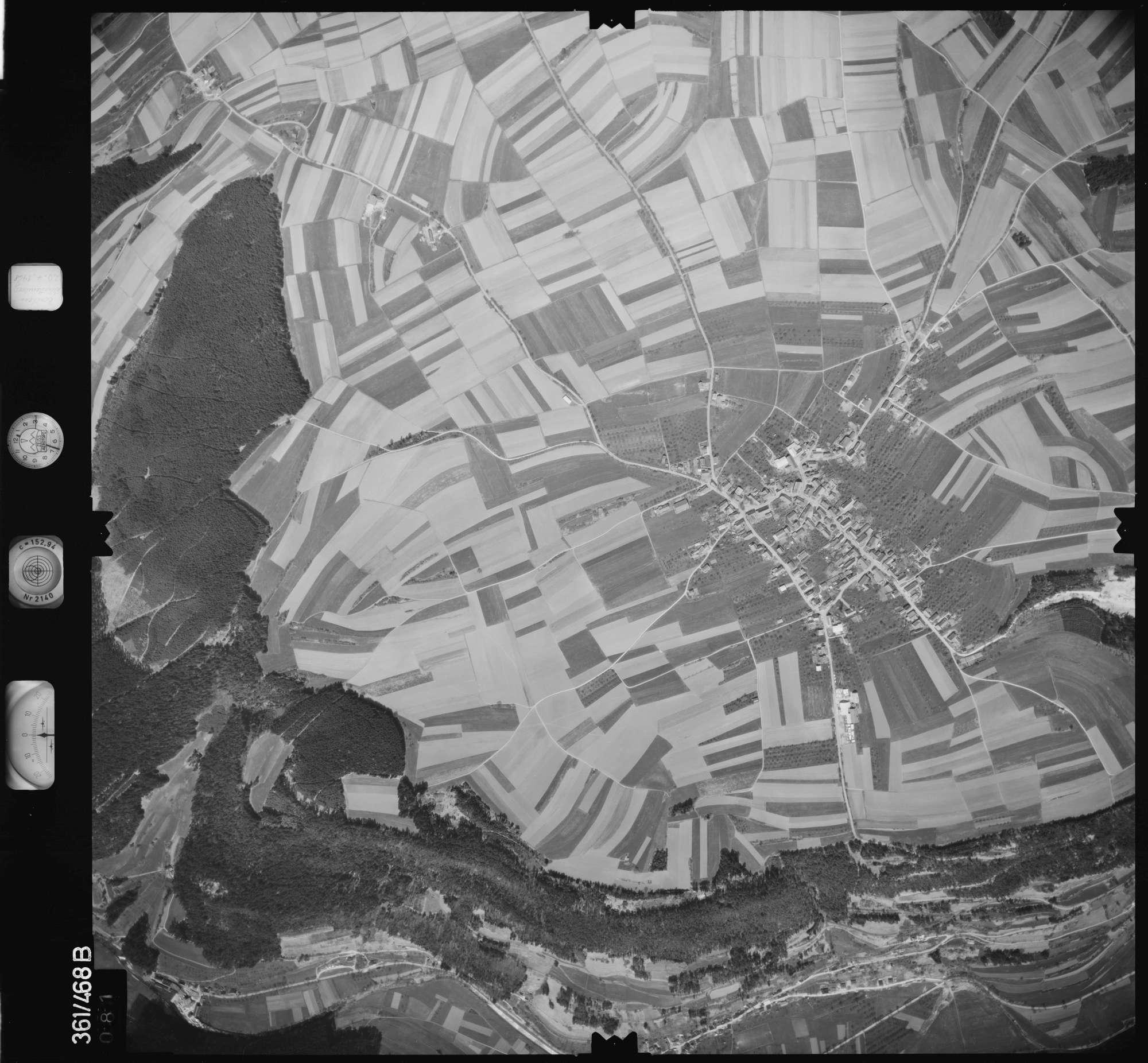 Luftbild: Film 15 Bildnr. 81, Bild 1