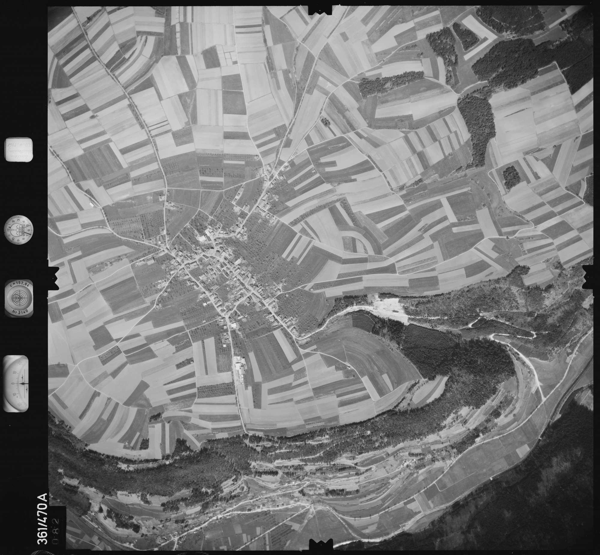 Luftbild: Film 15 Bildnr. 82, Bild 1