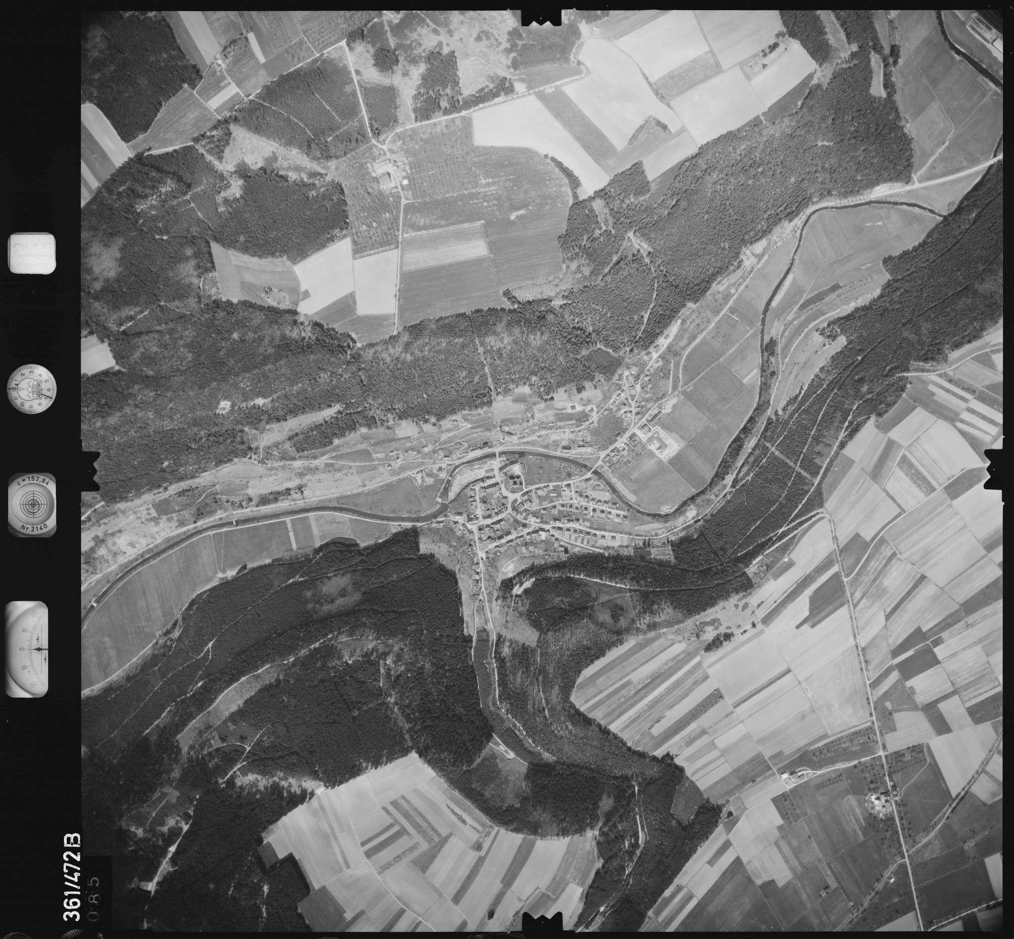 Luftbild: Film 15 Bildnr. 85, Bild 1