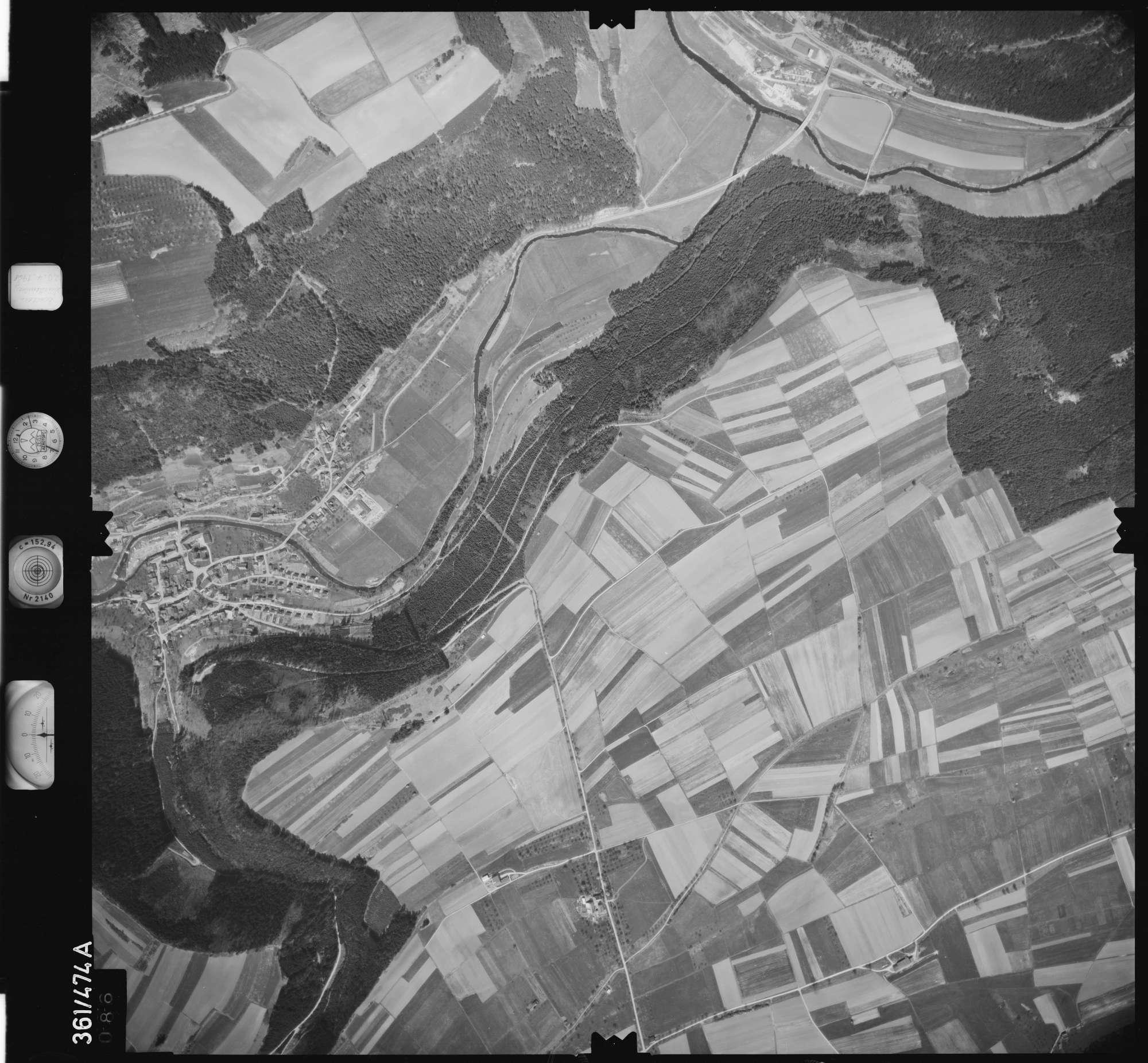 Luftbild: Film 15 Bildnr. 86, Bild 1