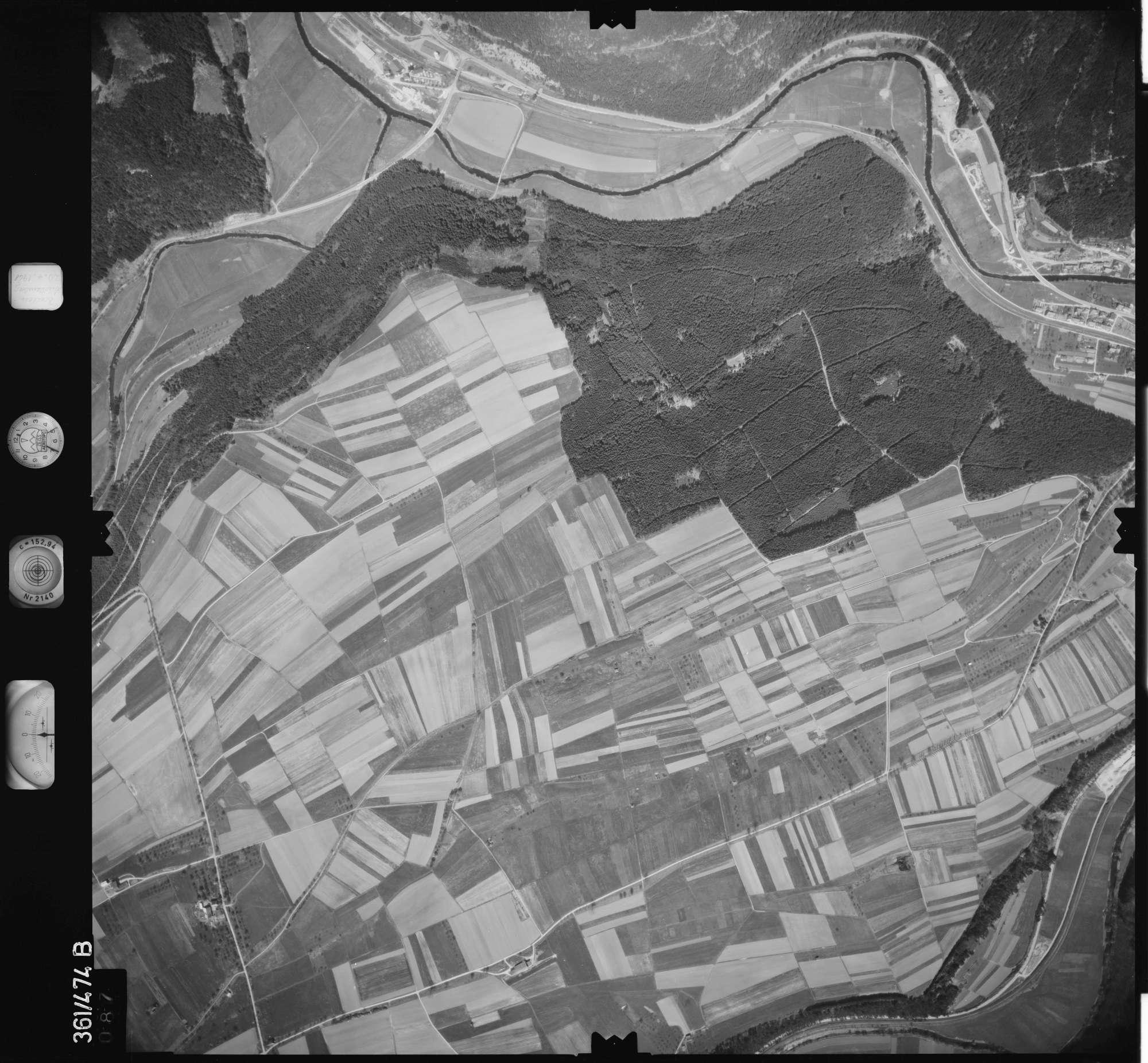 Luftbild: Film 15 Bildnr. 87, Bild 1
