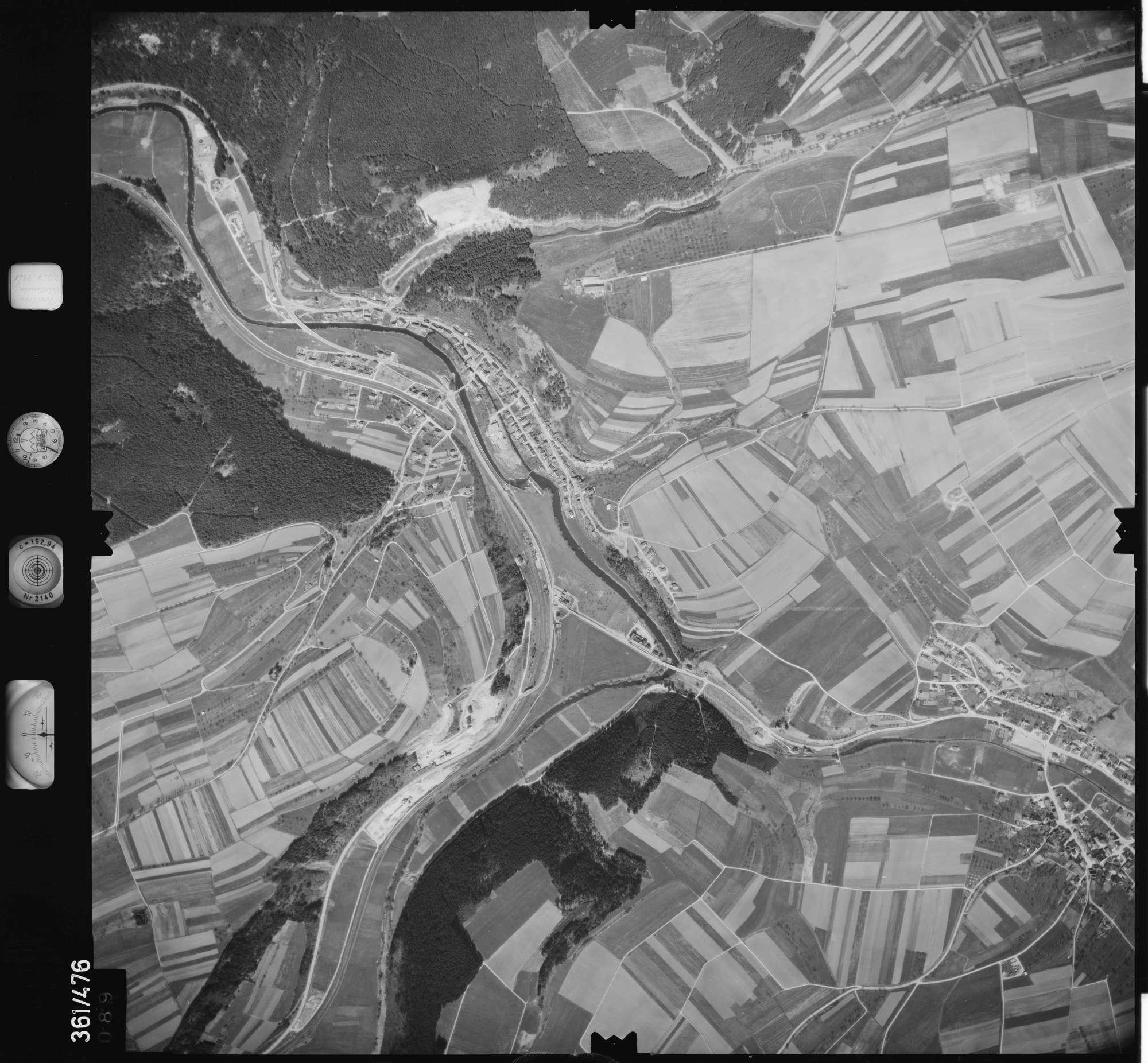 Luftbild: Film 15 Bildnr. 89, Bild 1
