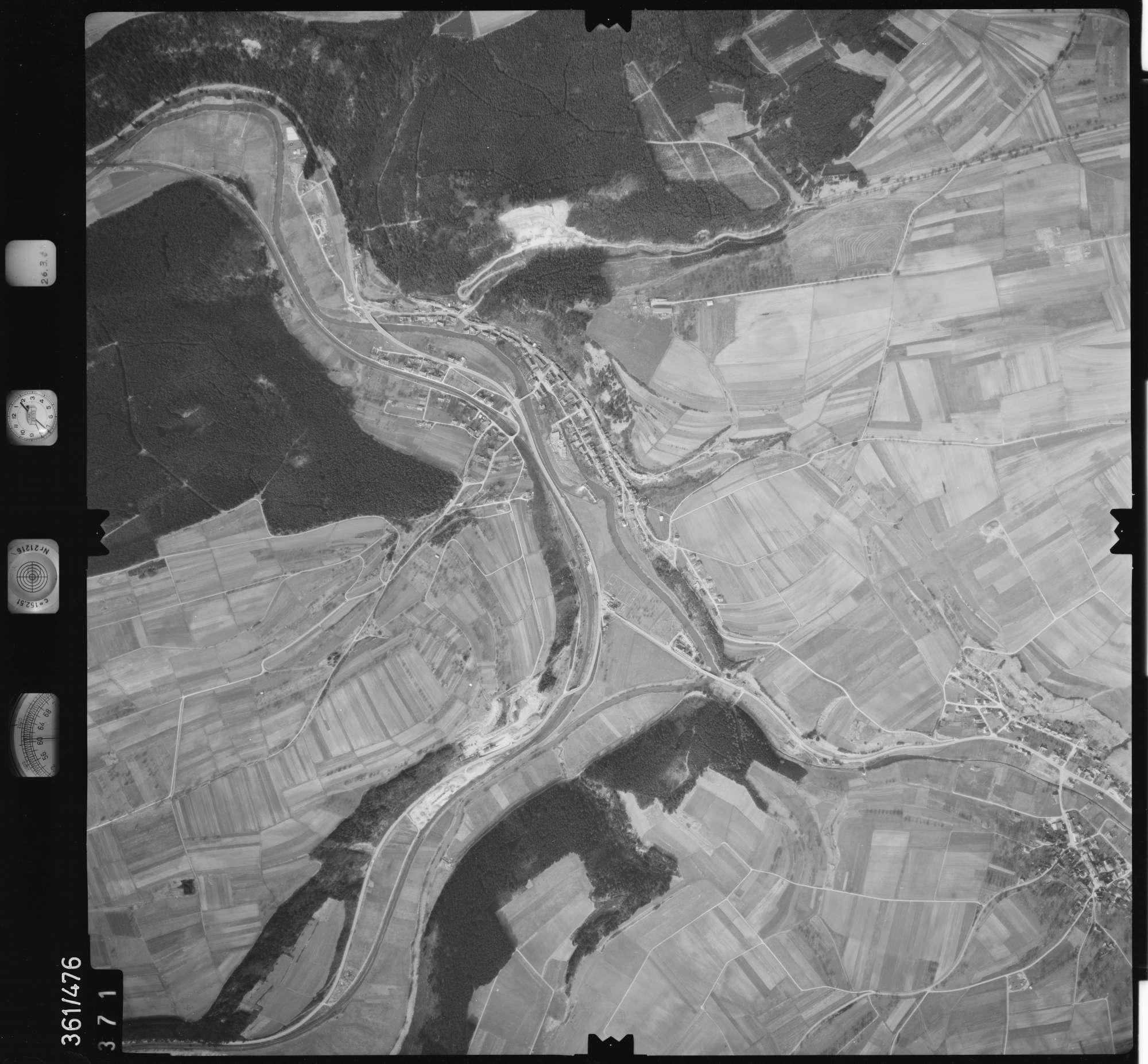 Luftbild: Film 20 Bildnr. 371, Bild 1