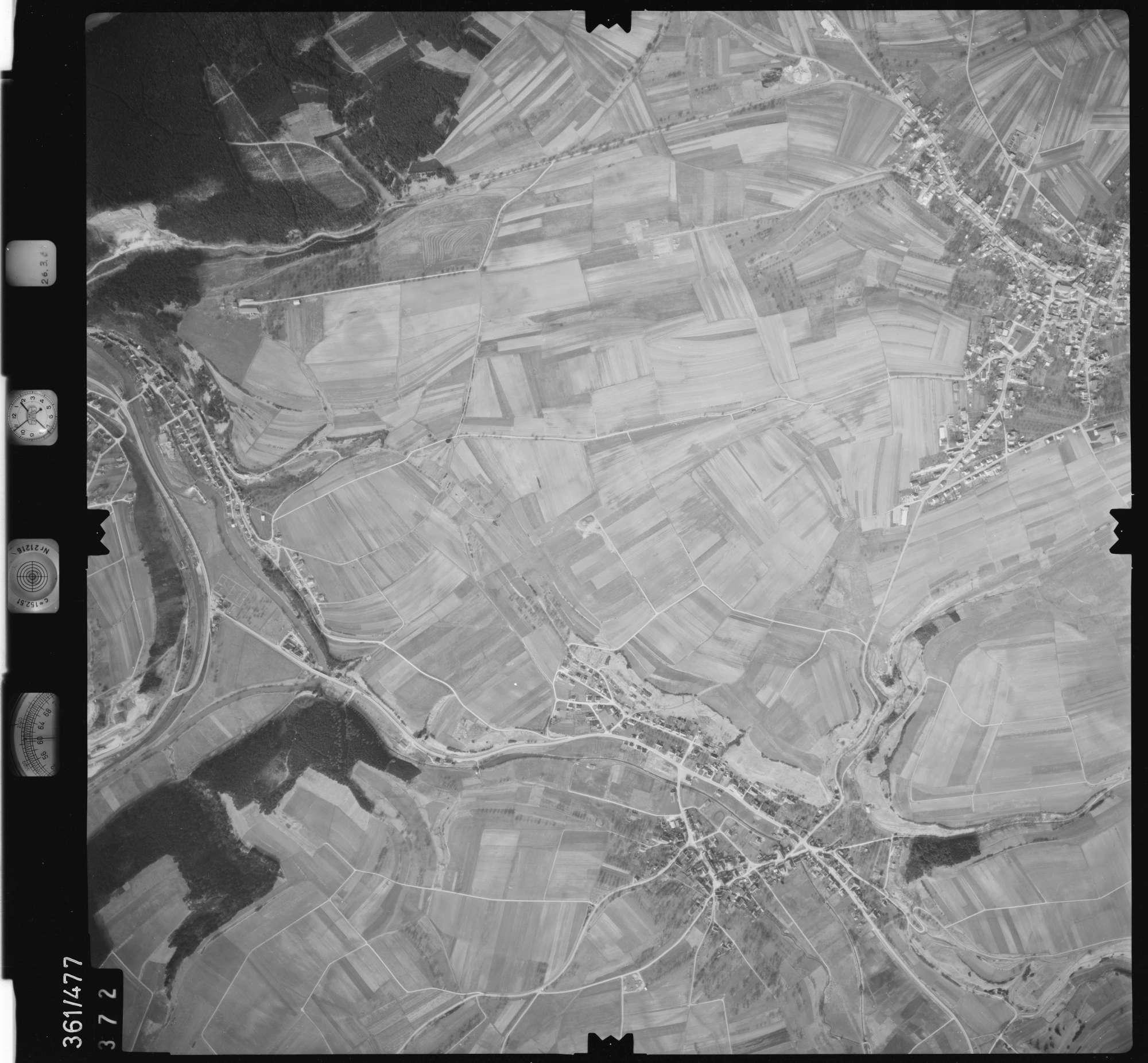 Luftbild: Film 20 Bildnr. 372, Bild 1
