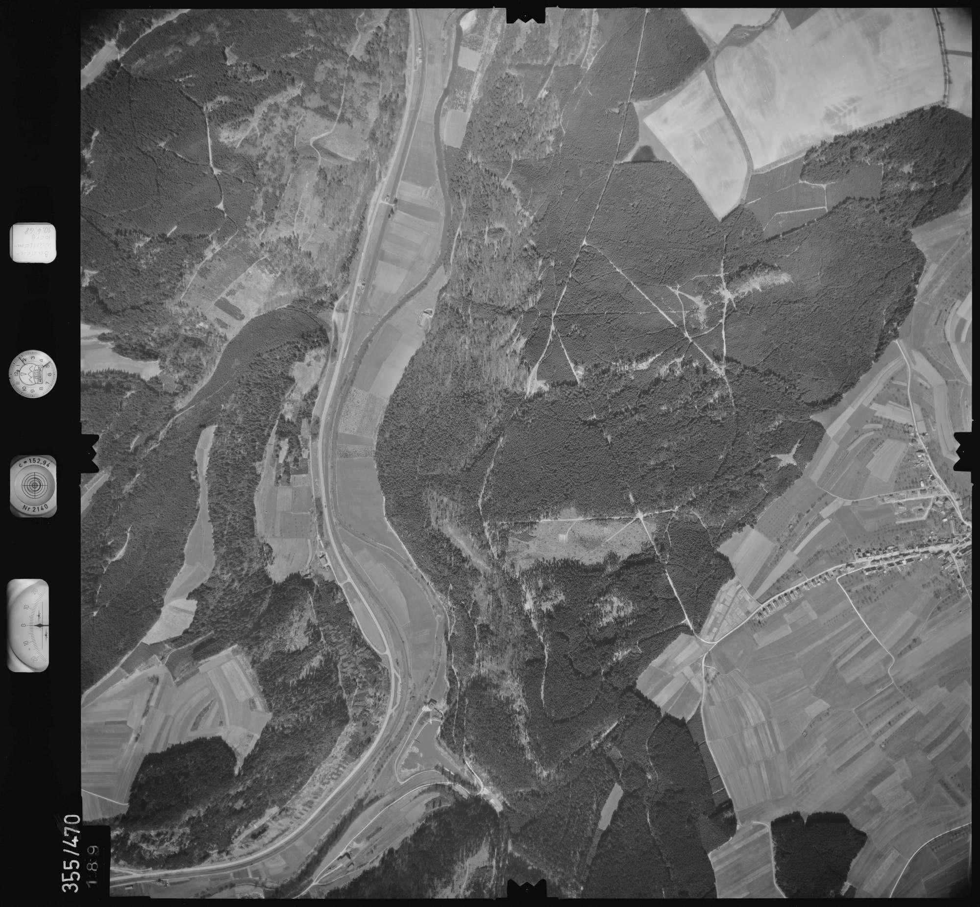 Luftbild: Film 38 Bildnr. 189, Bild 1