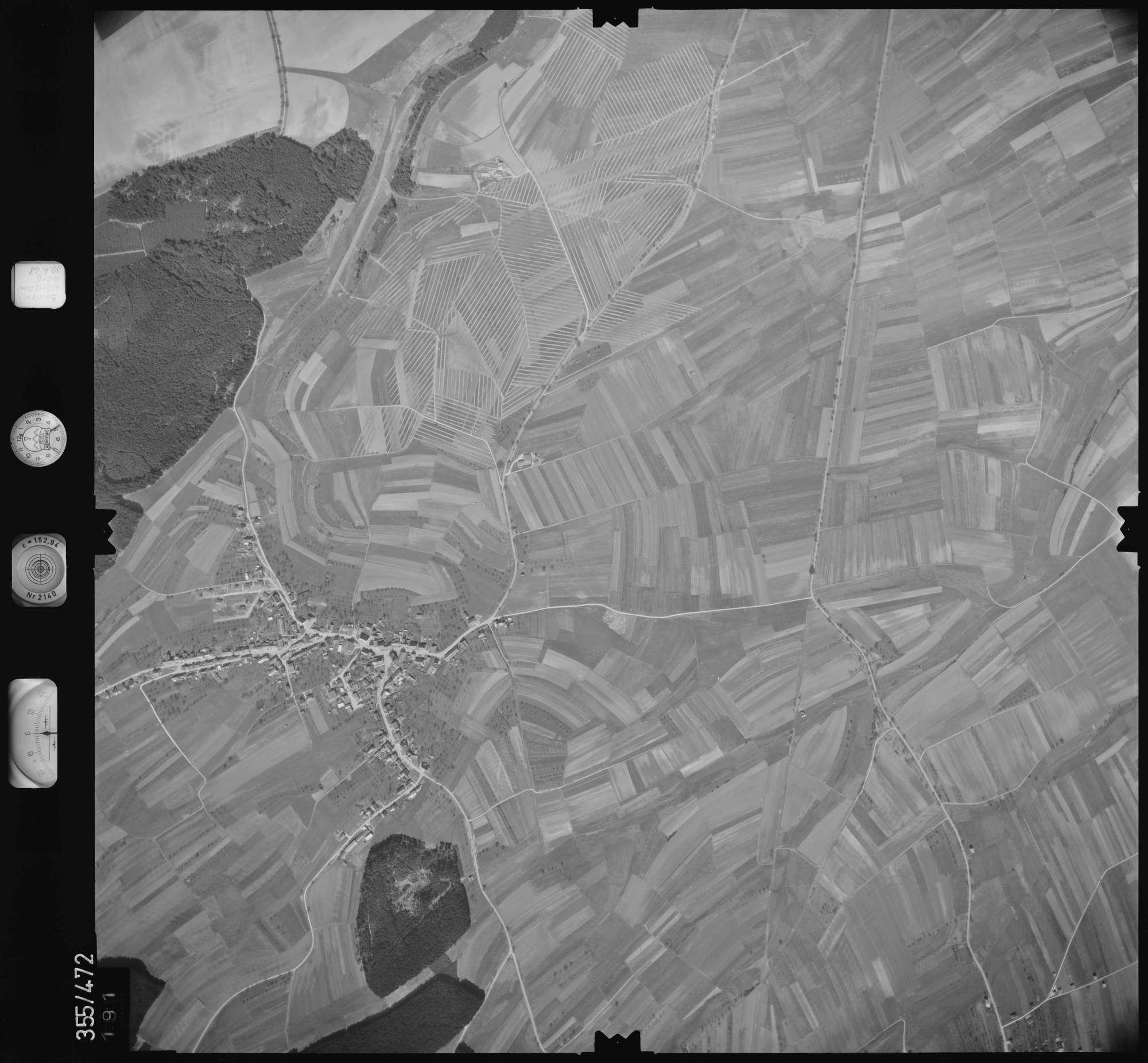Luftbild: Film 38 Bildnr. 191, Bild 1