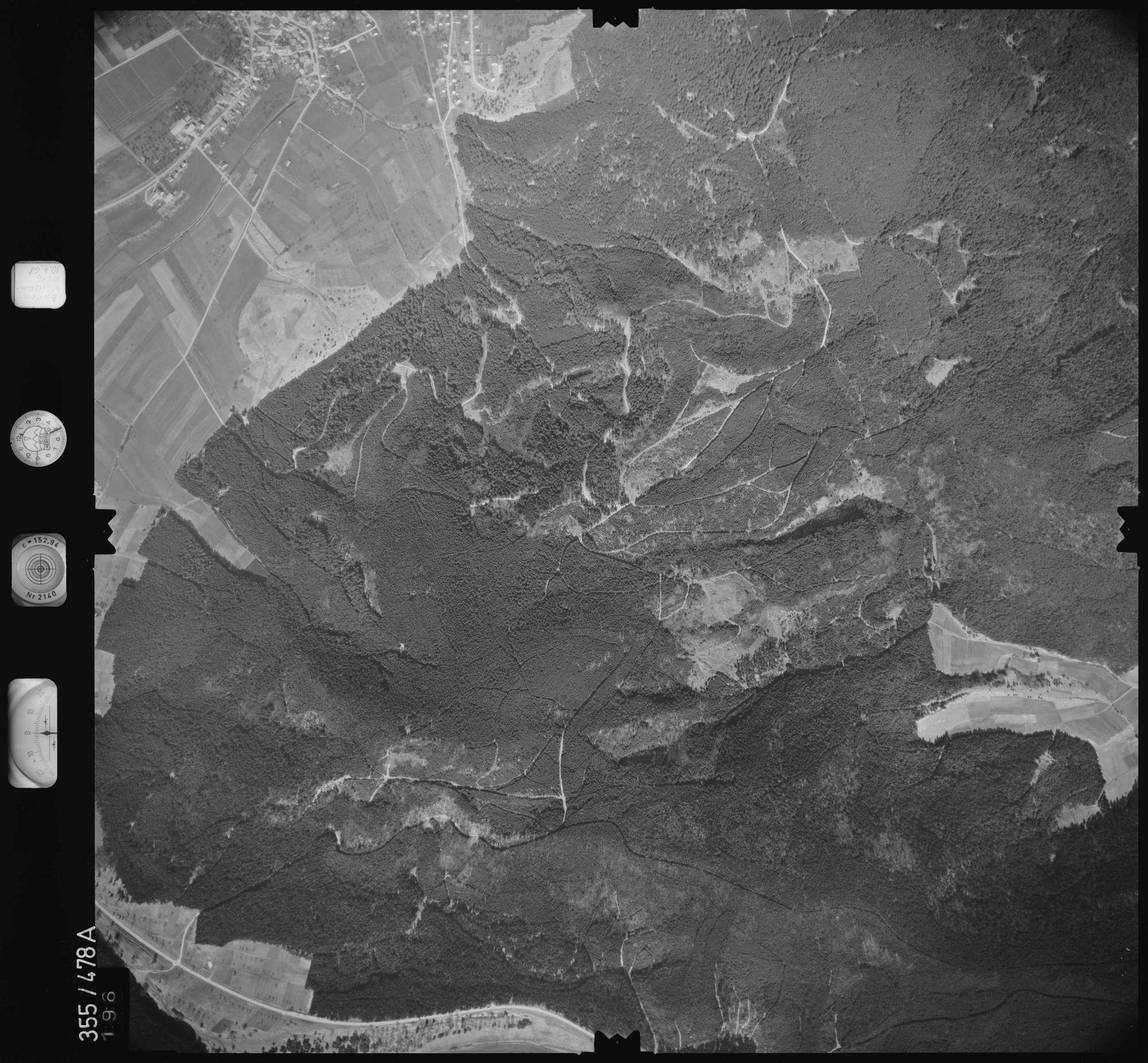 Luftbild: Film 38 Bildnr. 196, Bild 1