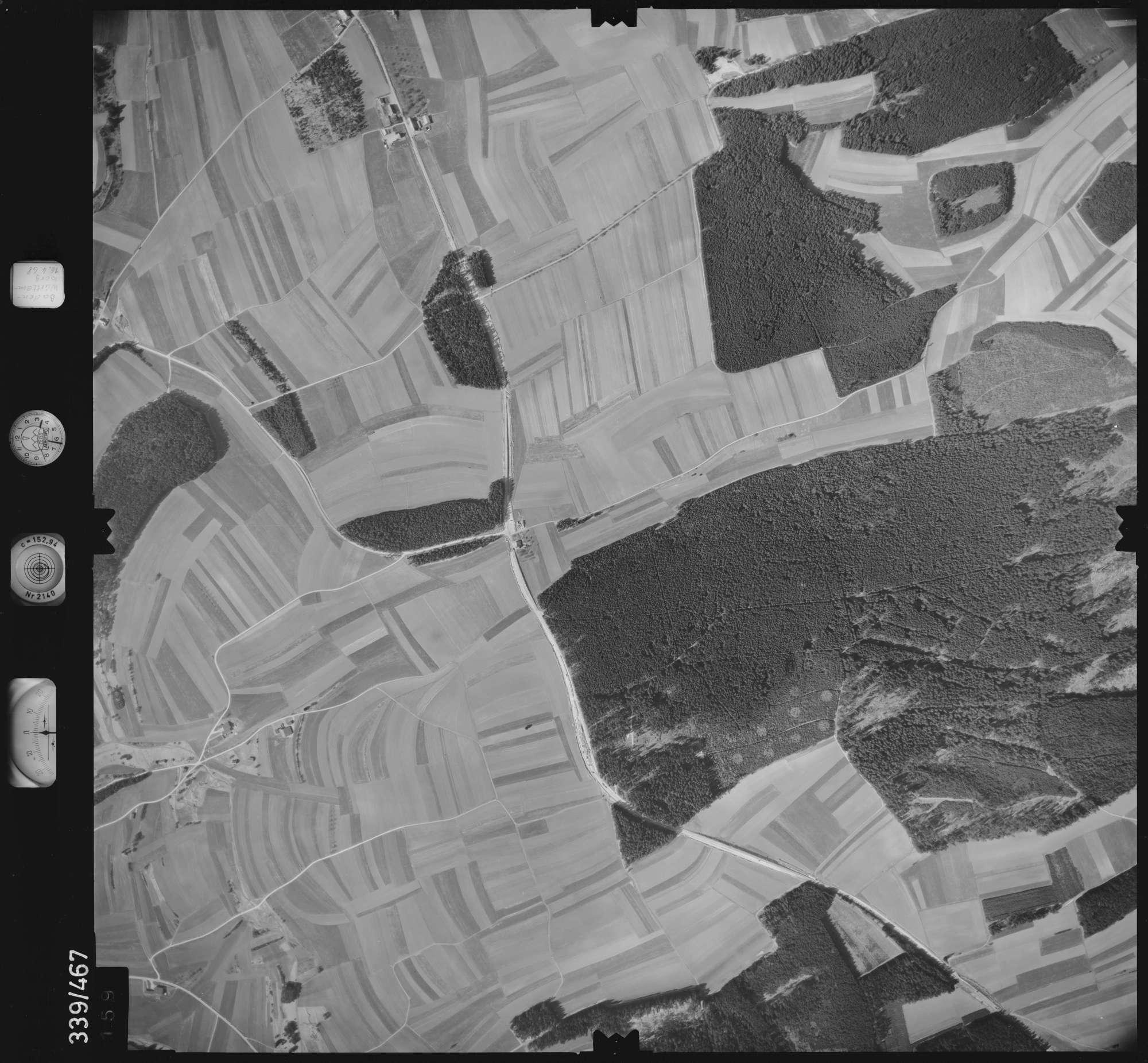 Luftbild: Film 49 Bildnr. 159, Bild 1