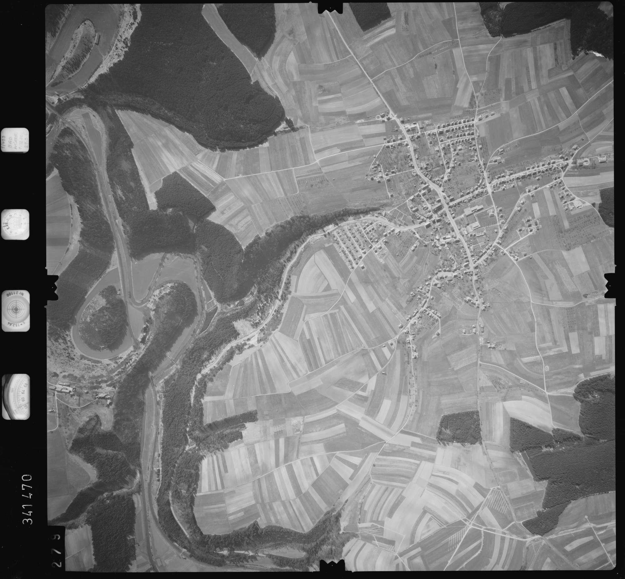 Luftbild: Film 50 Bildnr. 279, Bild 1