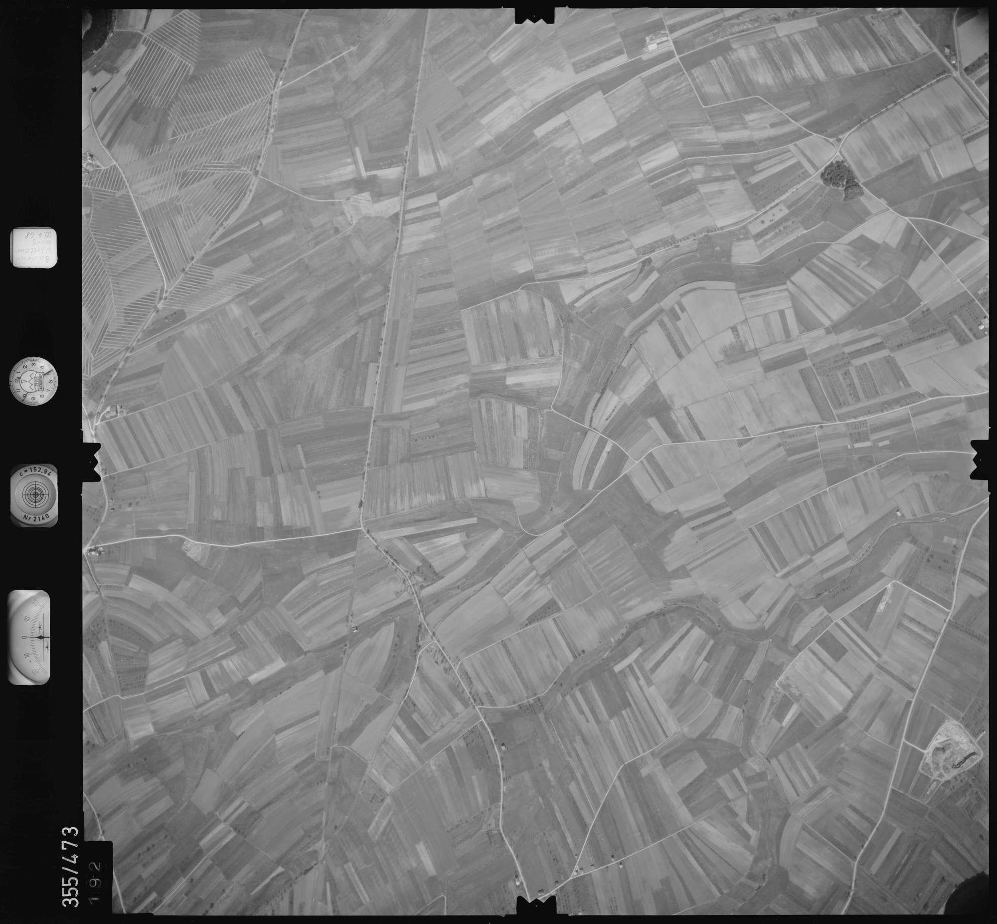 Luftbild: Film 38 Bildnr. 192, Bild 1