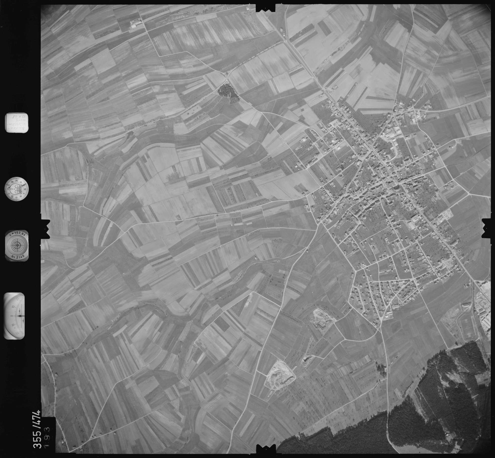 Luftbild: Film 38 Bildnr. 193, Bild 1